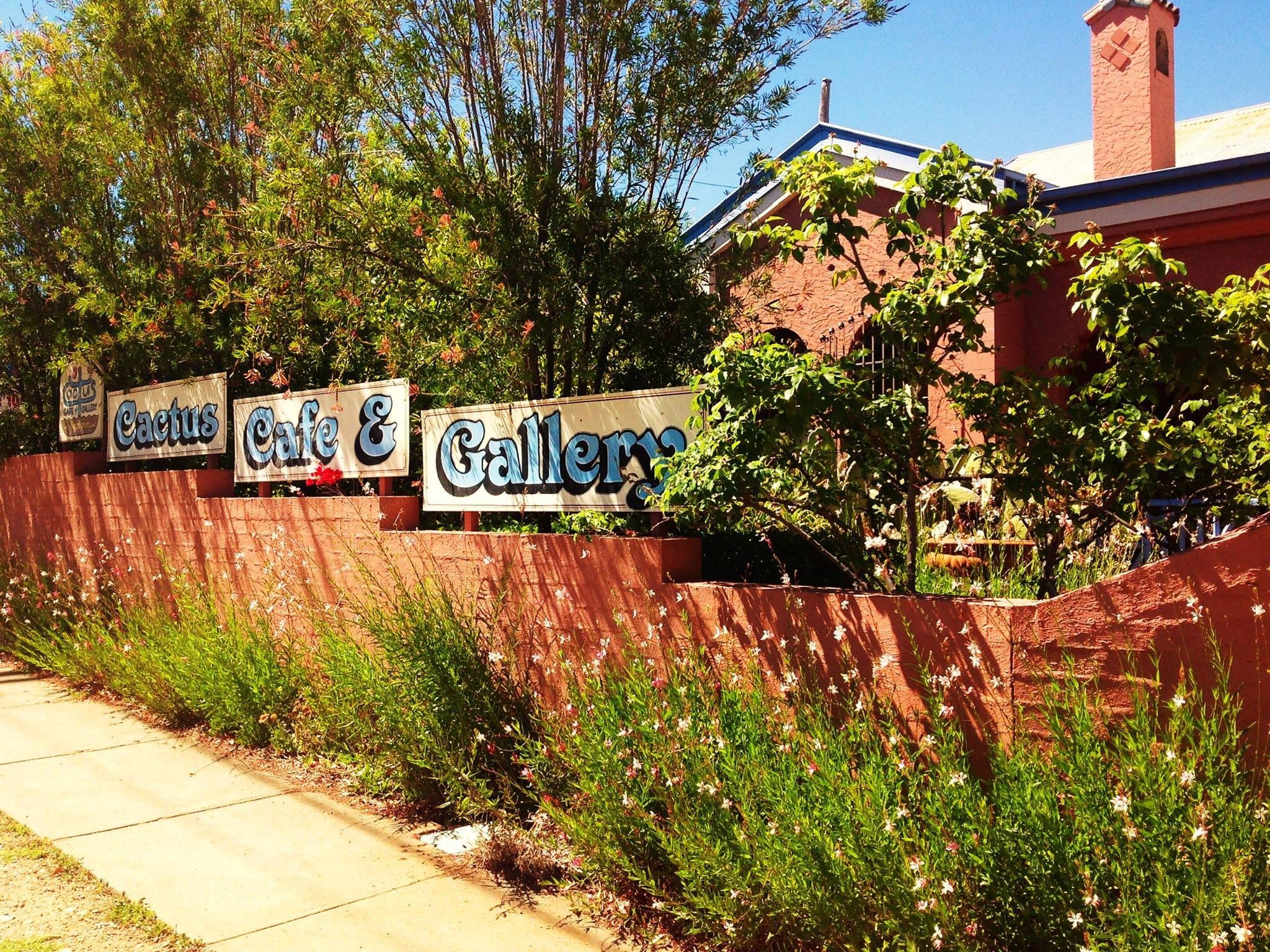 Cactus Cafe and Gallery - Accommodation Kalgoorlie