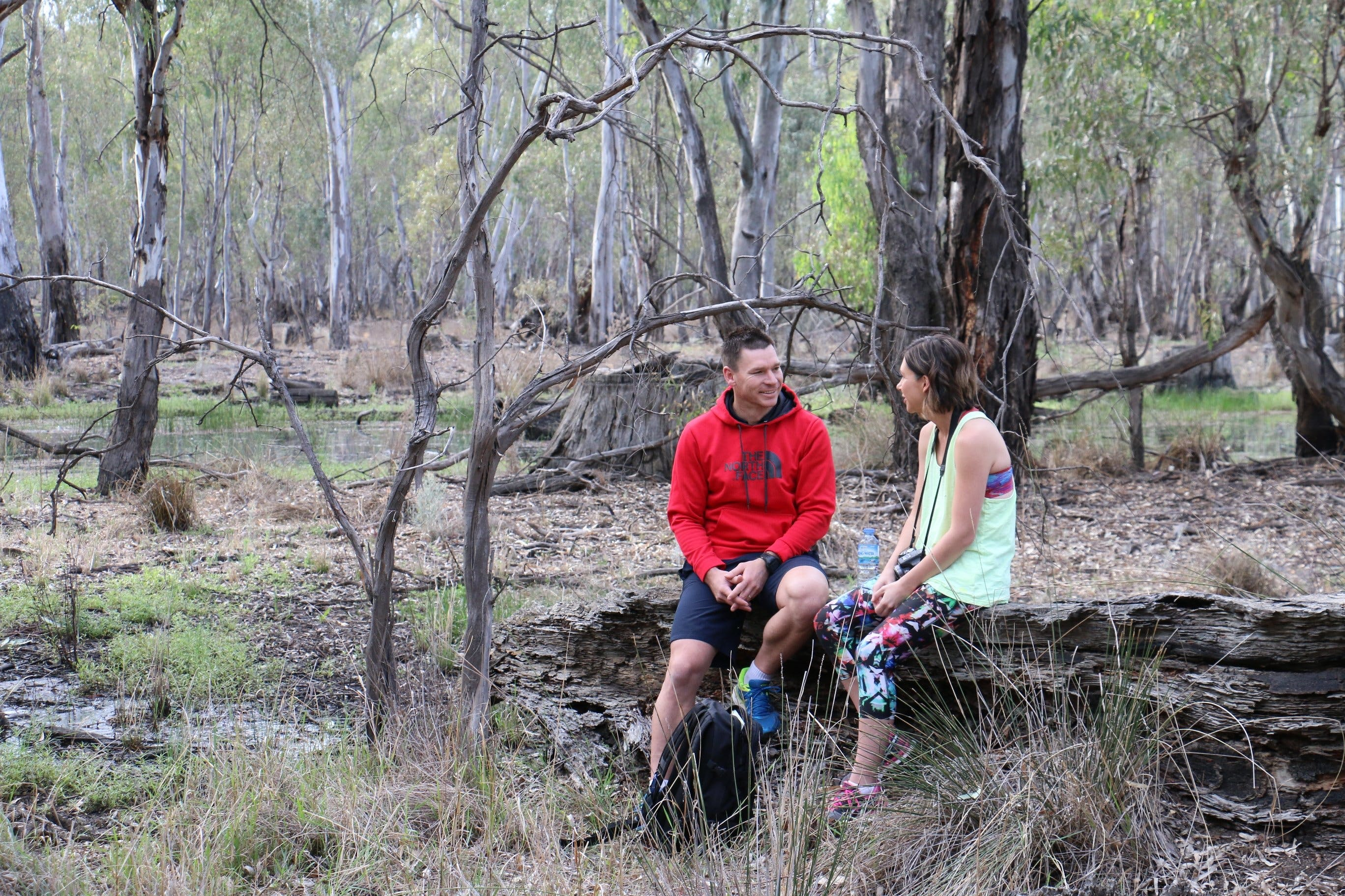 Gunbower Island Forest Drive - Accommodation Kalgoorlie