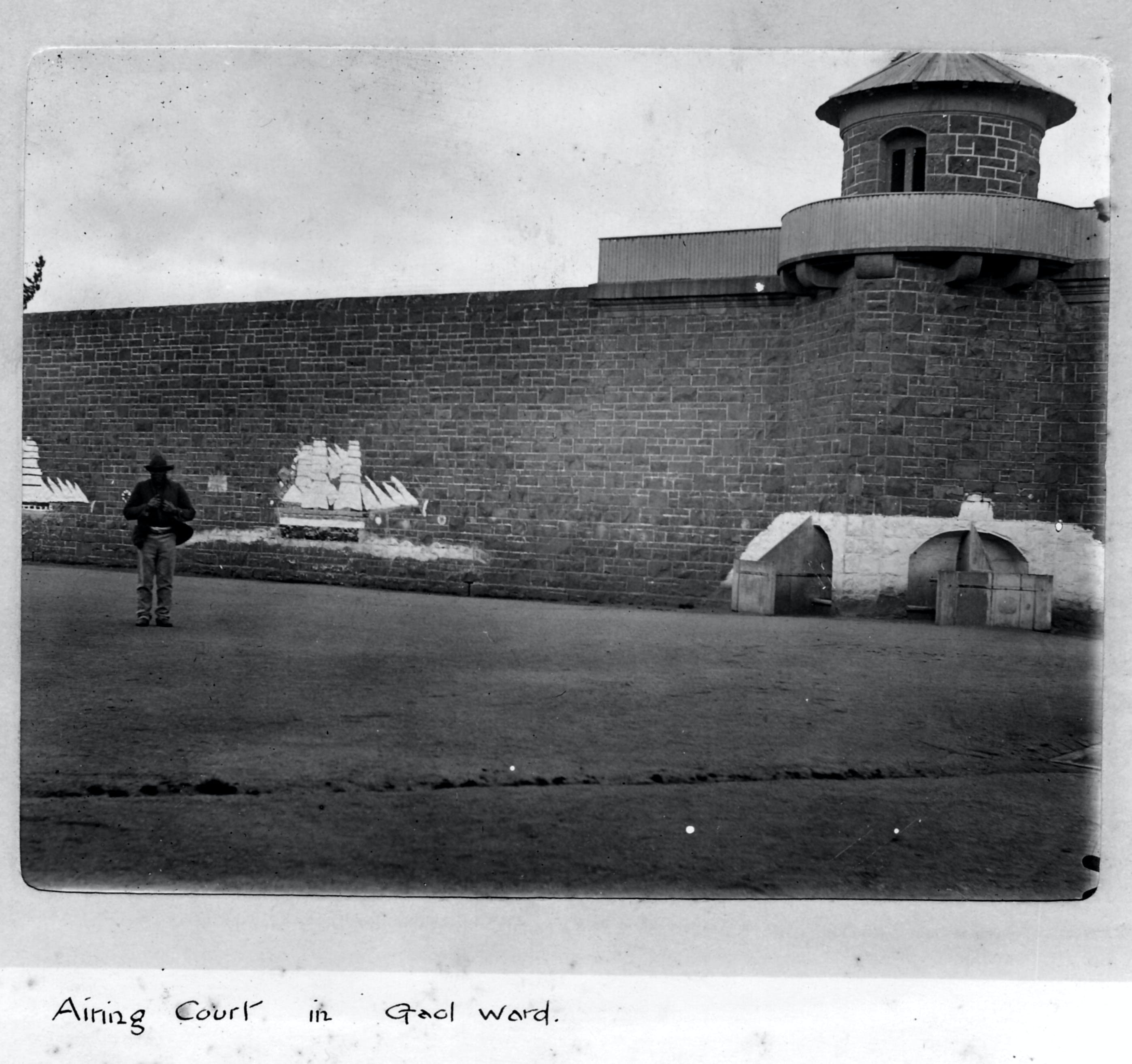 J Ward Ararat's Old Gaol and Lunatic Asylum - Accommodation Kalgoorlie