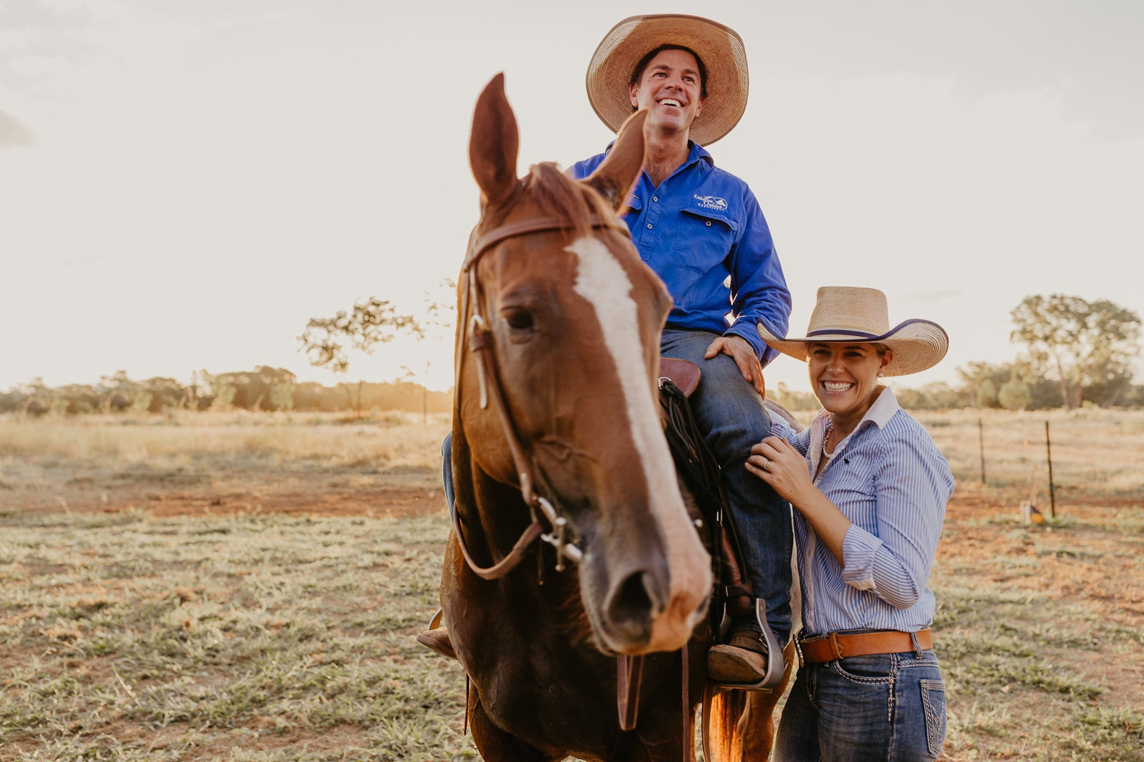 Katherine Outback Experience - Horse Riding Experience - Accommodation Kalgoorlie