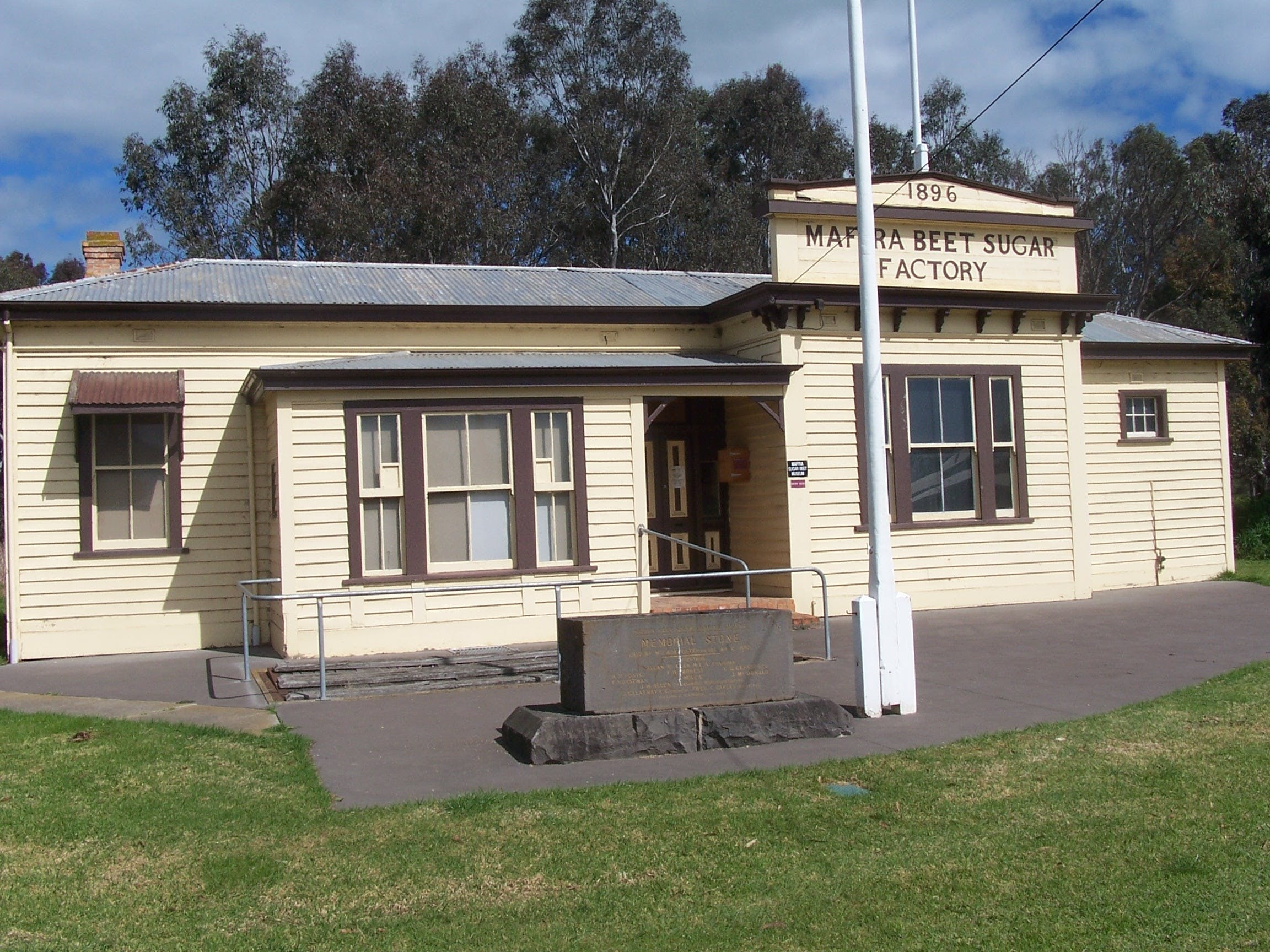 Maffra Sugar Beet Museum - Accommodation Kalgoorlie