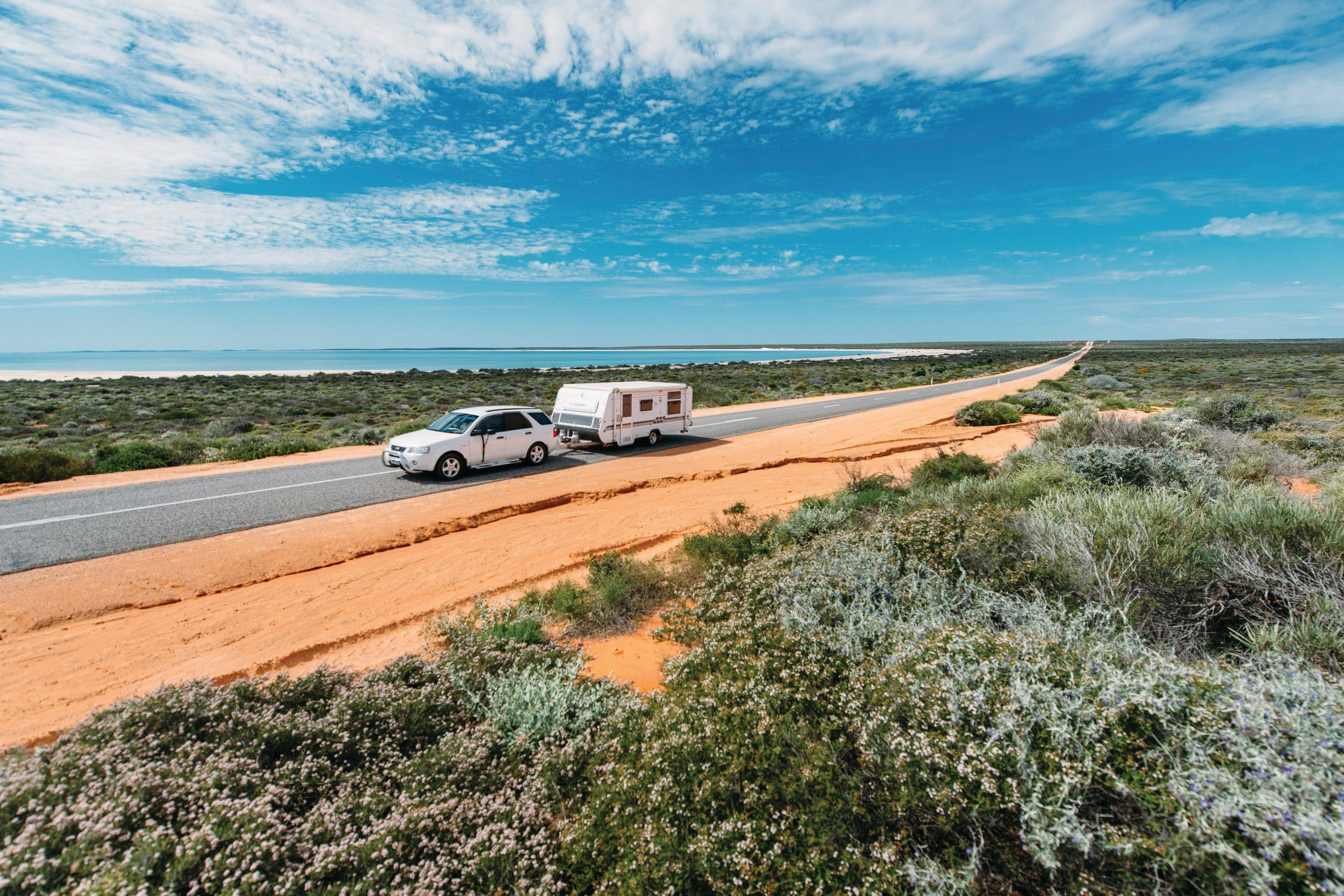 Shark Bay World Heritage Drive - Accommodation Kalgoorlie
