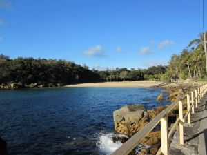 Shelly Beach Manly - Accommodation Kalgoorlie