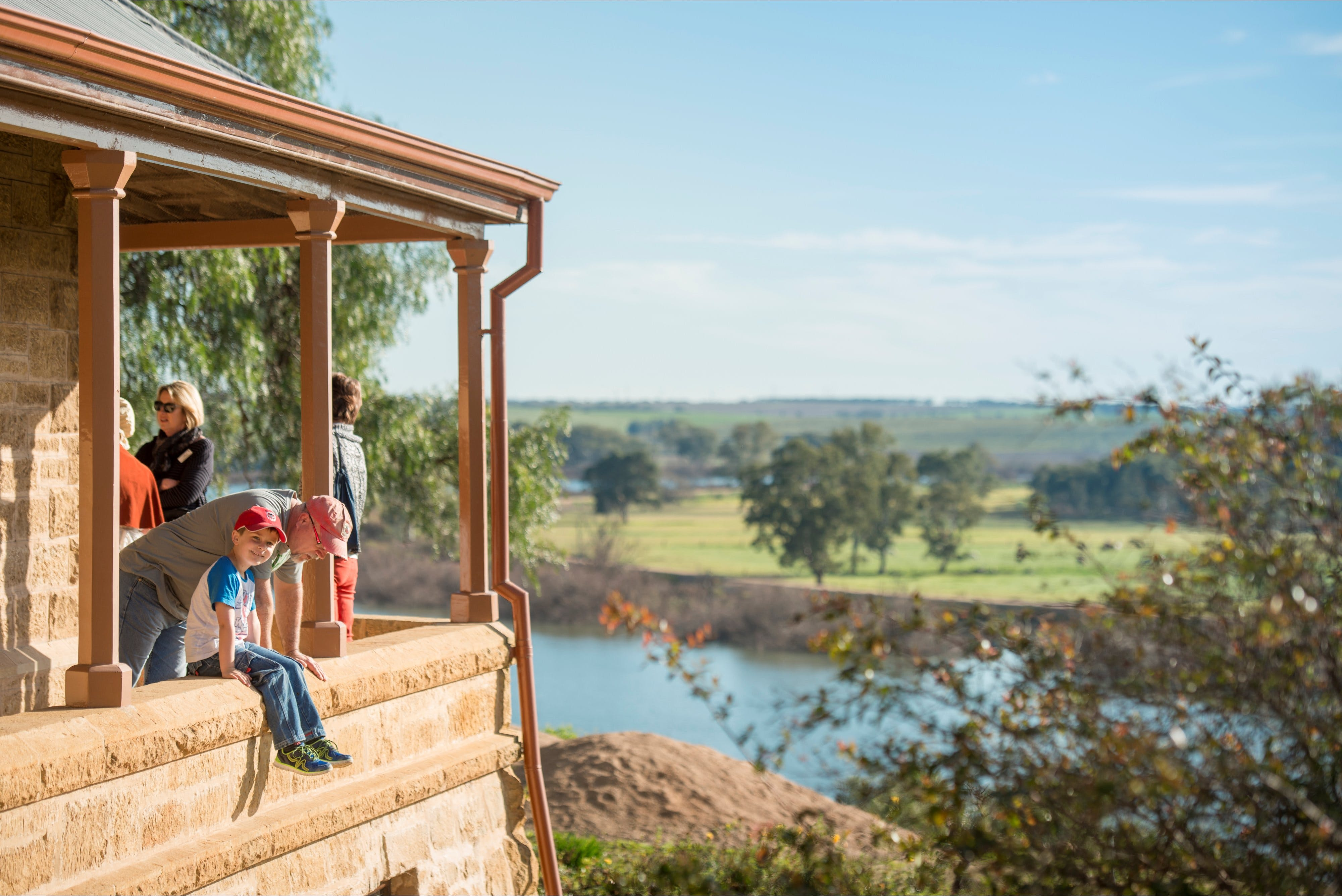 The Murray Bridge Discovery Trail - Accommodation Kalgoorlie