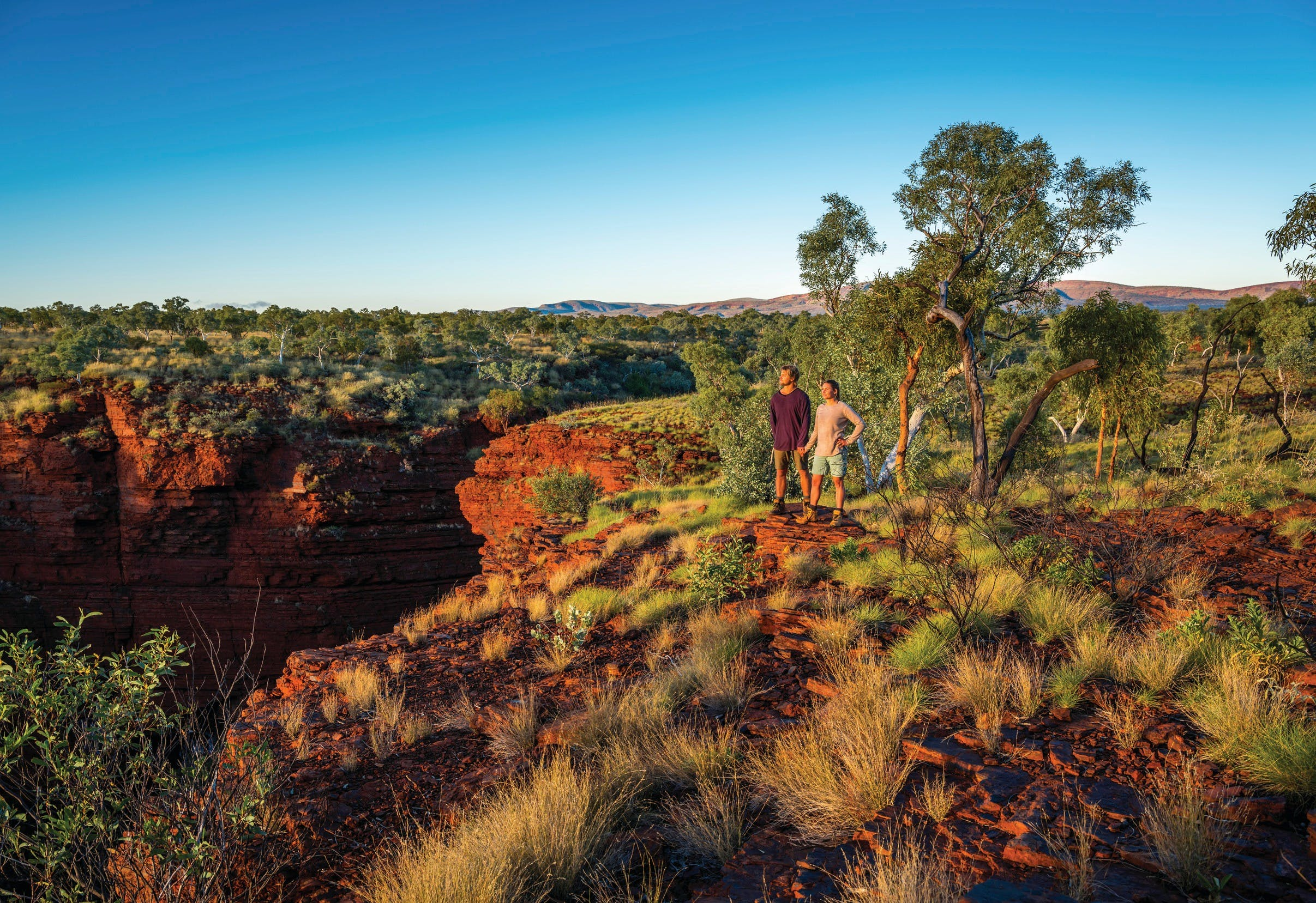 Joffre Falls Lookout - Accommodation Kalgoorlie
