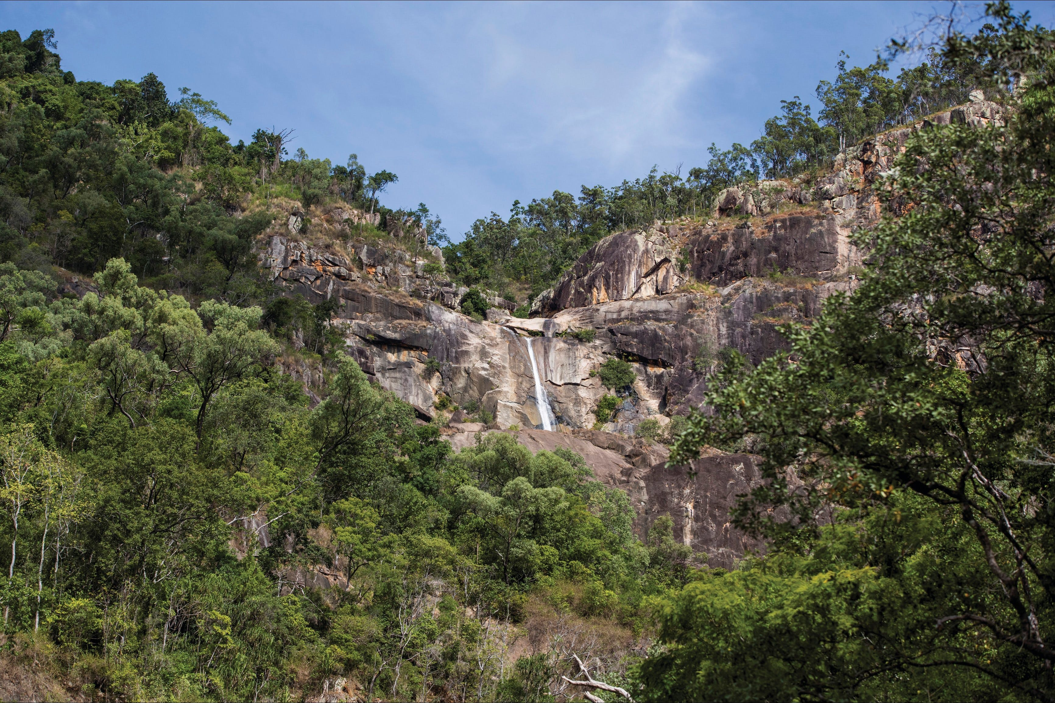 Jourama Falls Paluma Range National Park - Accommodation Kalgoorlie