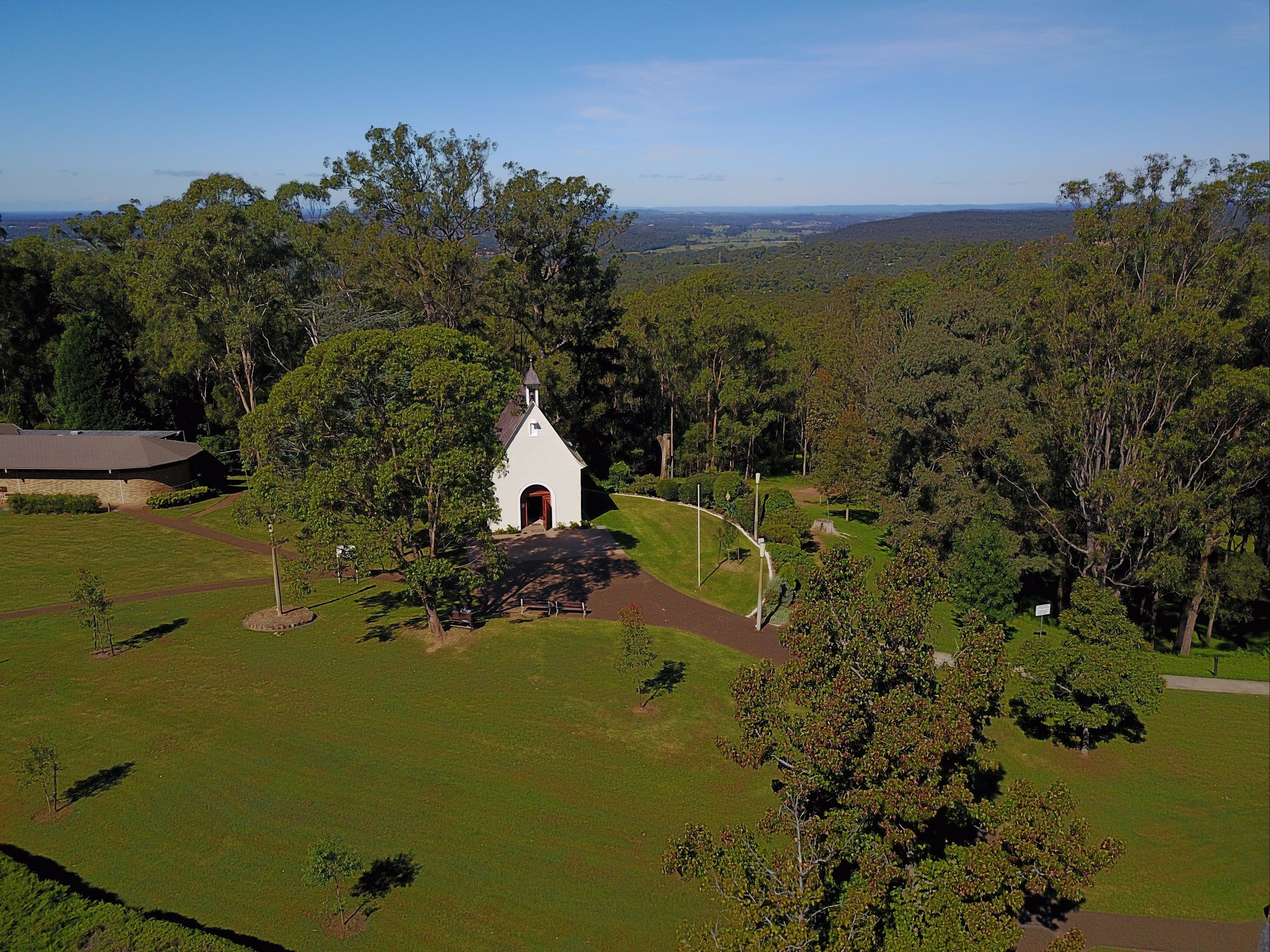 Mount Schoenstatt Spirituality Centre - Accommodation Kalgoorlie
