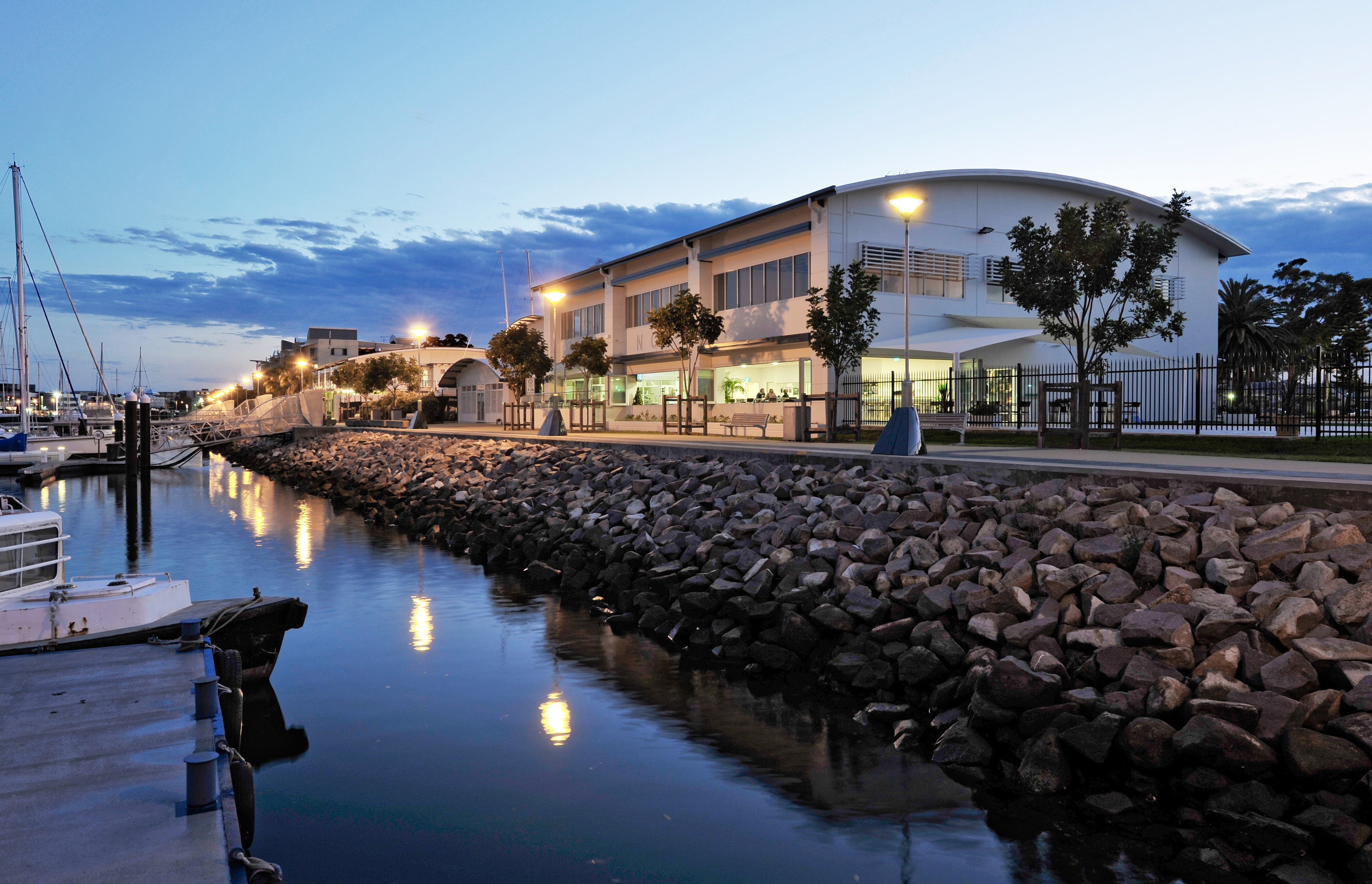 Newcastle Cruising Yacht Club - Accommodation Kalgoorlie
