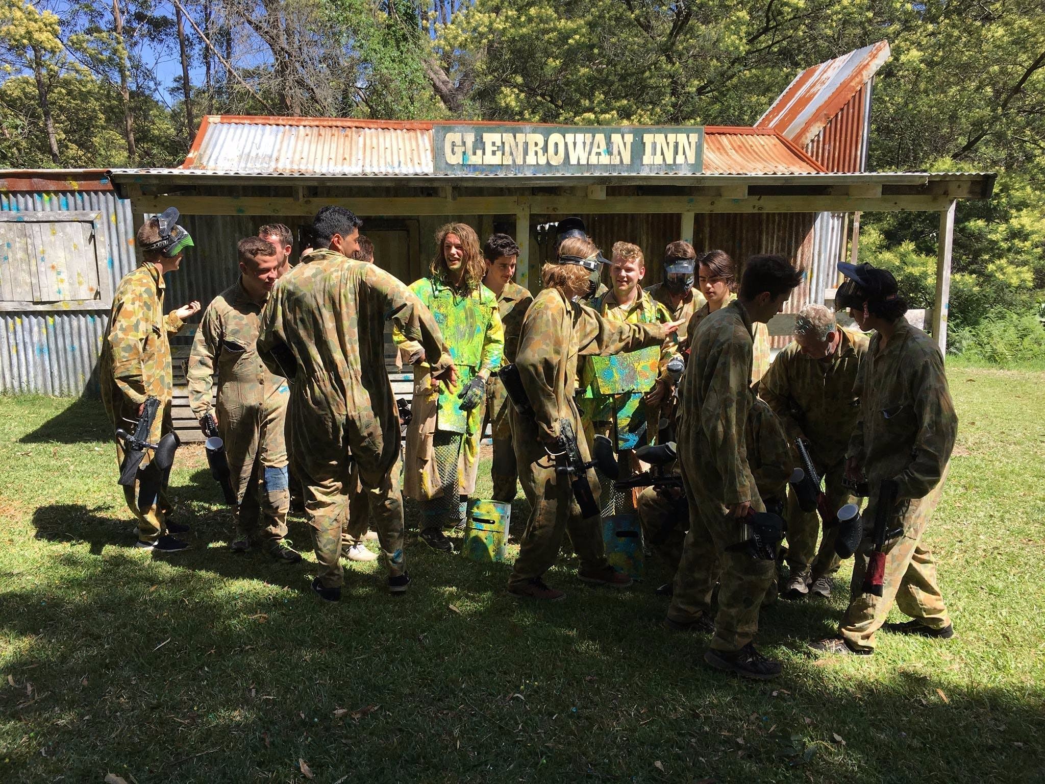 Skirmish Ulladulla - Accommodation Kalgoorlie