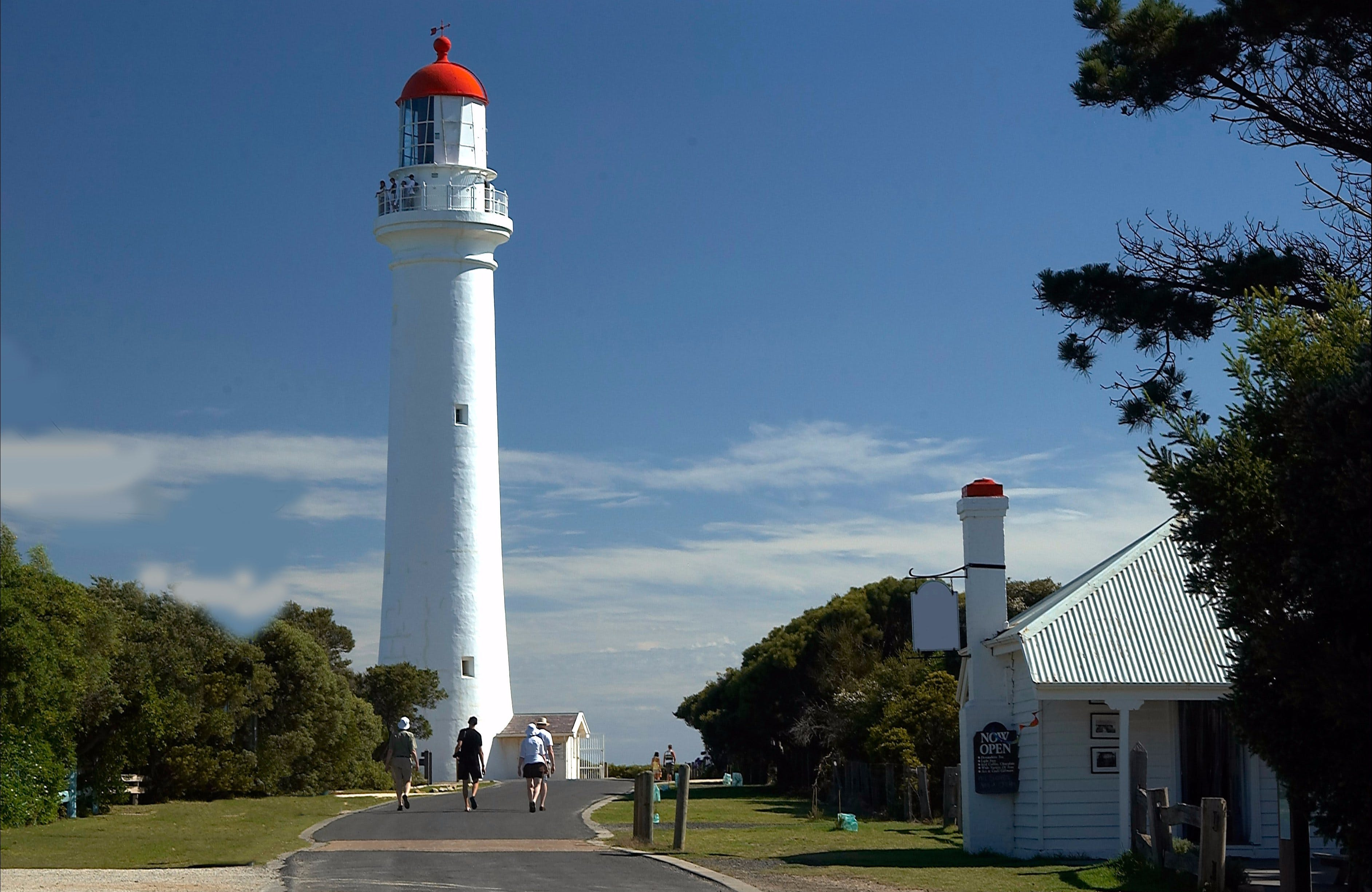 Split Point Lighthouse Tours Aireys Inlet - Accommodation Kalgoorlie