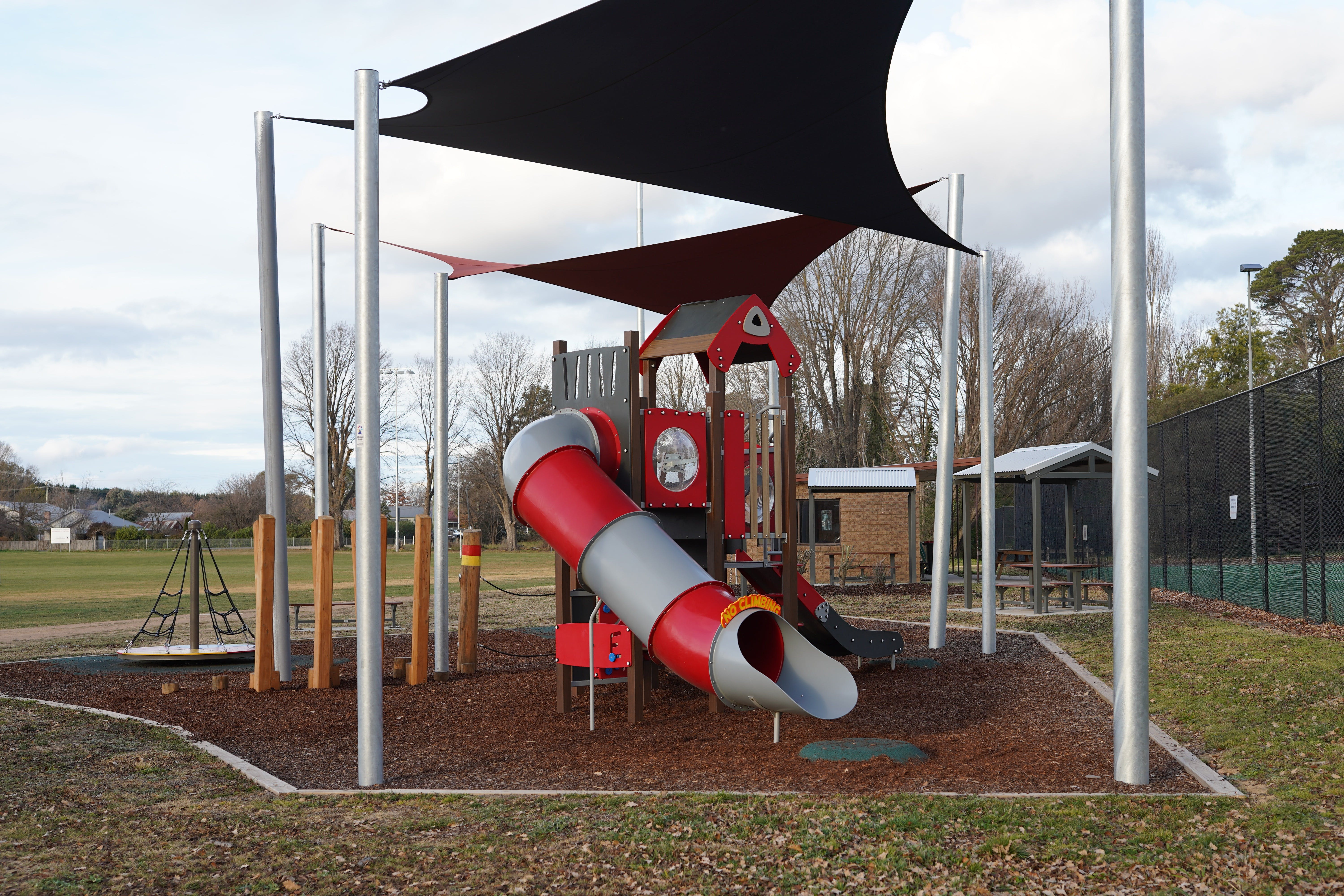 Braidwood Recreation Grounds and Playground - Accommodation Kalgoorlie