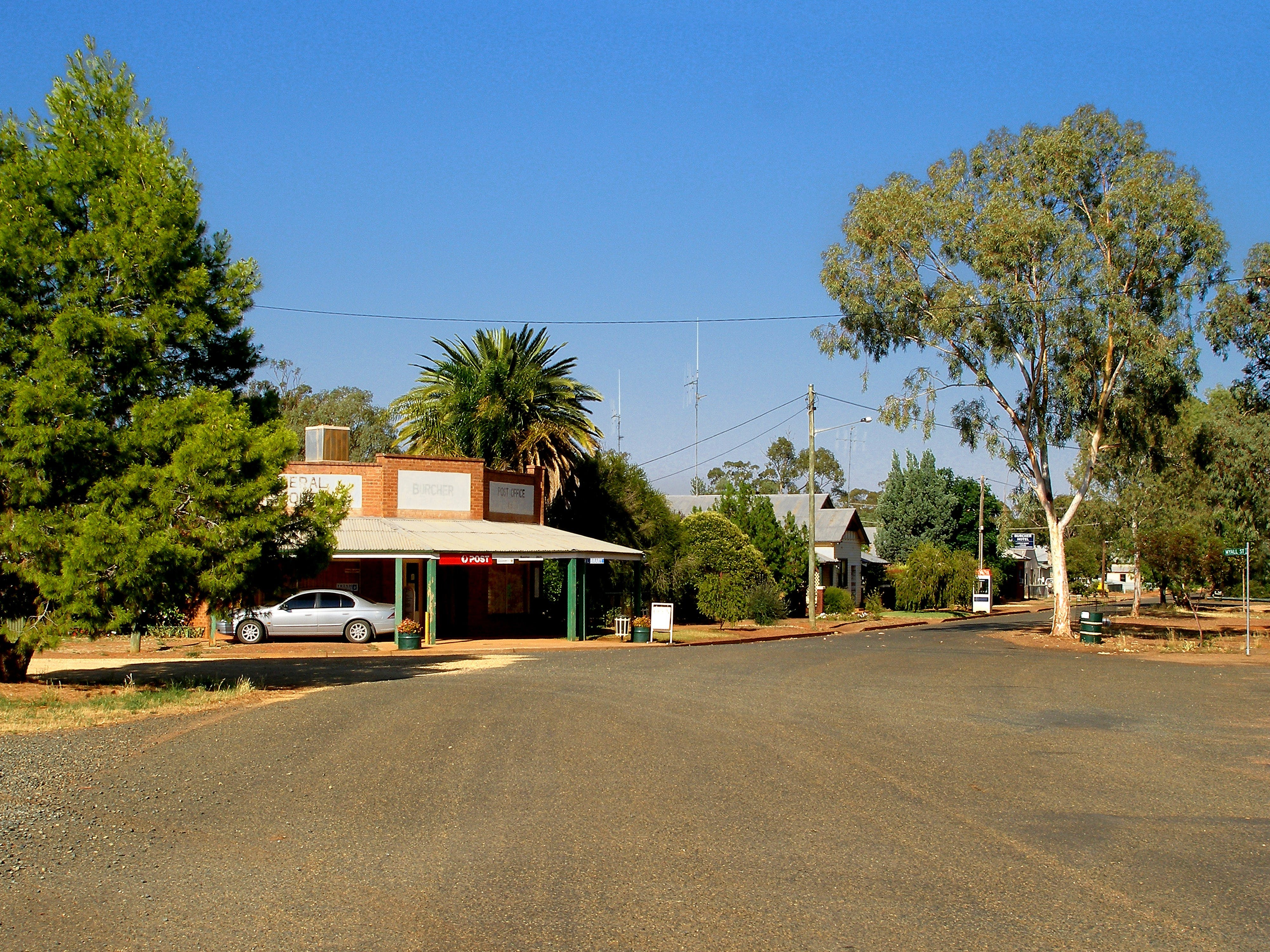 Burcher - Accommodation Kalgoorlie