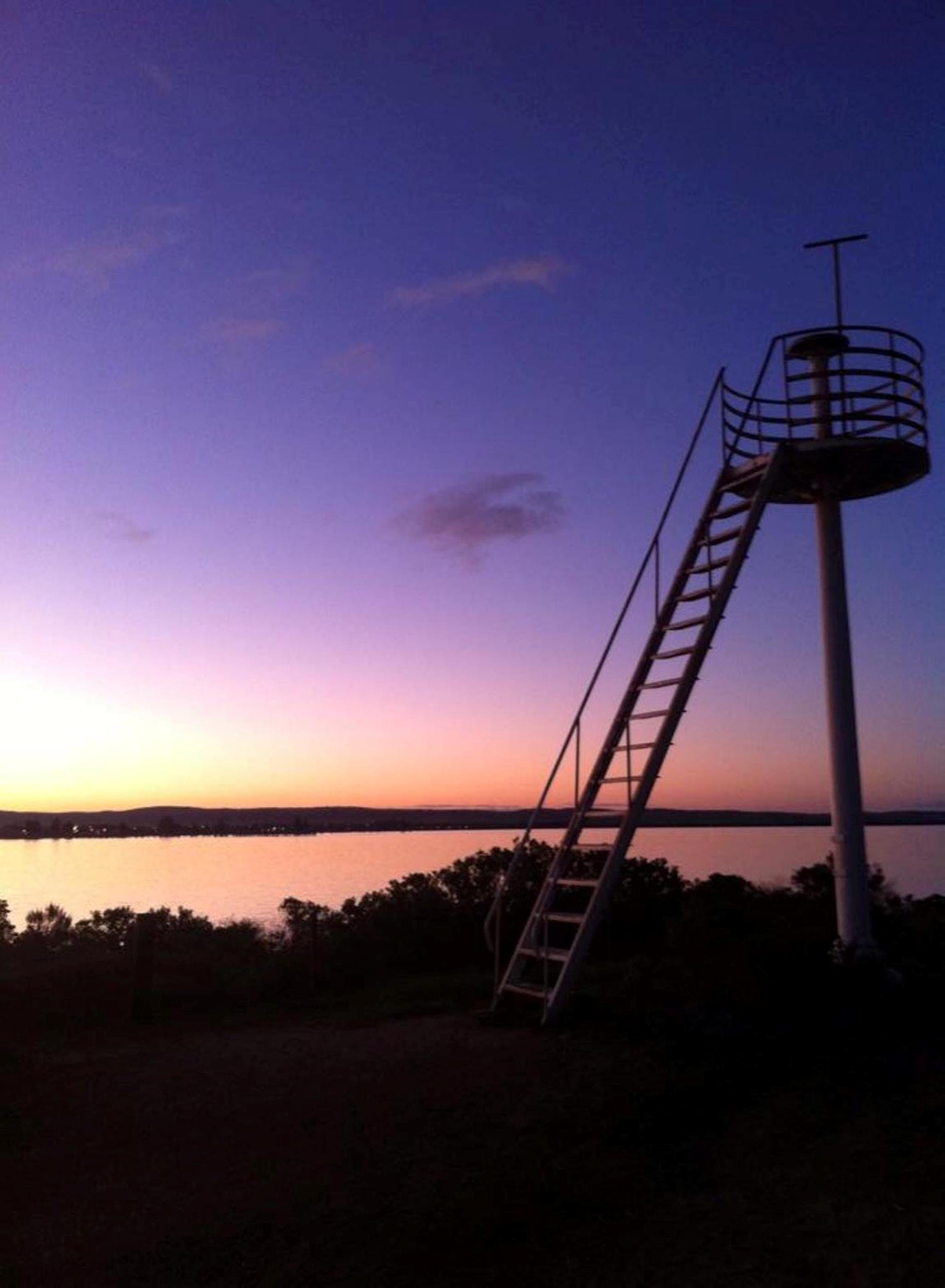 Island Lookout Tower And Reserve - Accommodation Kalgoorlie