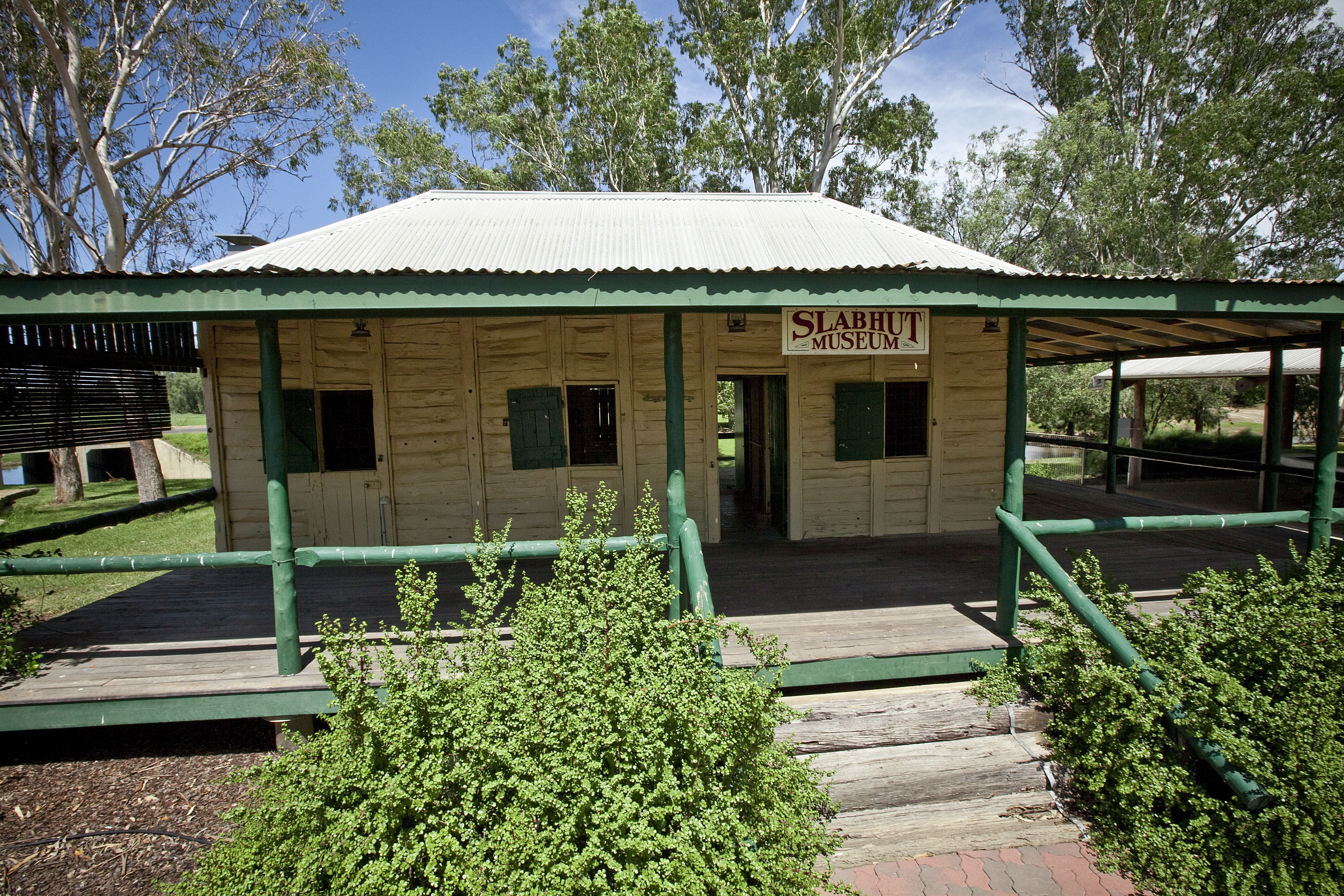 Lenroy Slab Hut - Accommodation Kalgoorlie