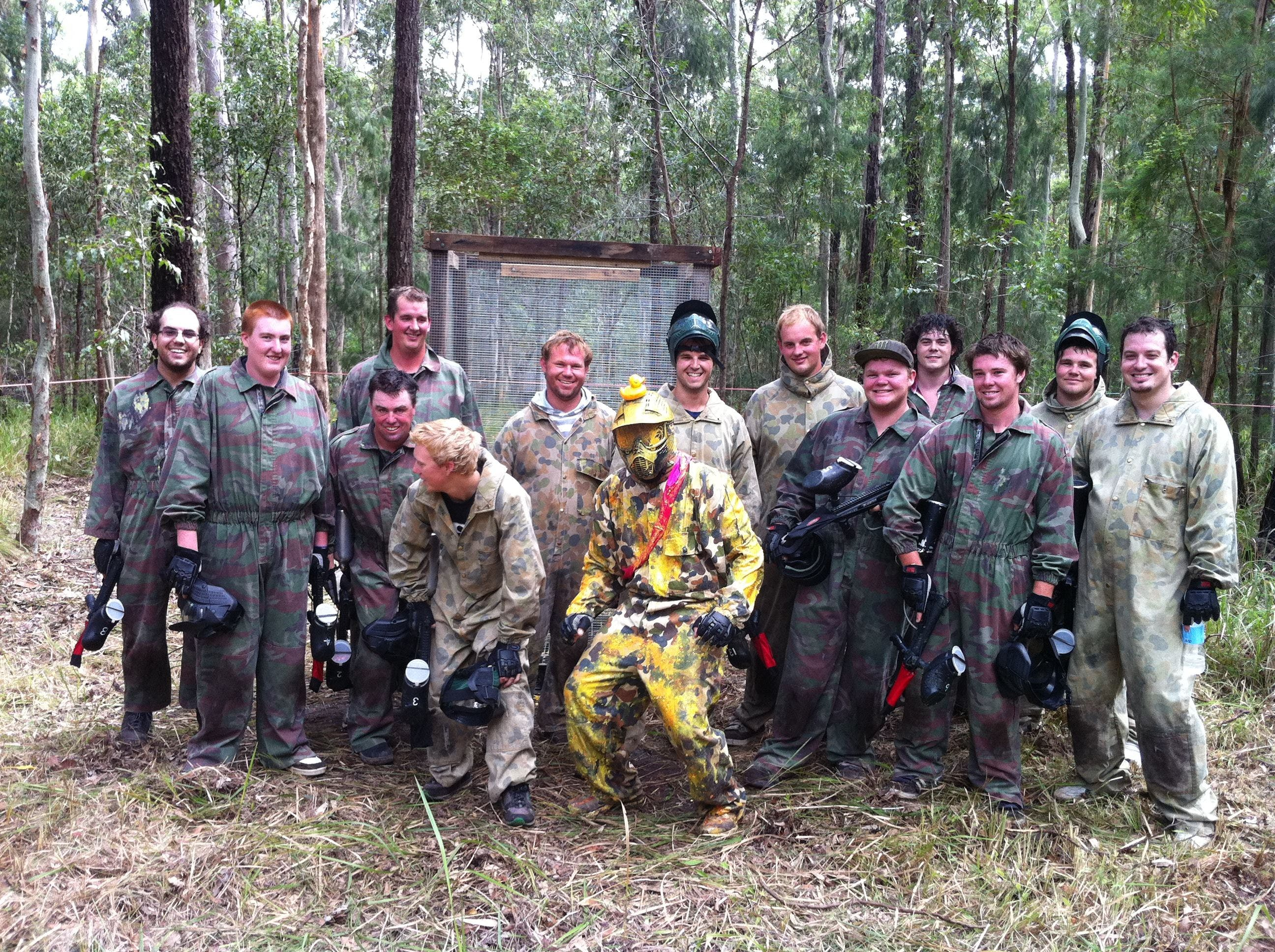 Mid North Coast Paintball - Accommodation Kalgoorlie