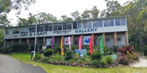 Port Stephens Community Arts Centre Gallery - Accommodation Kalgoorlie