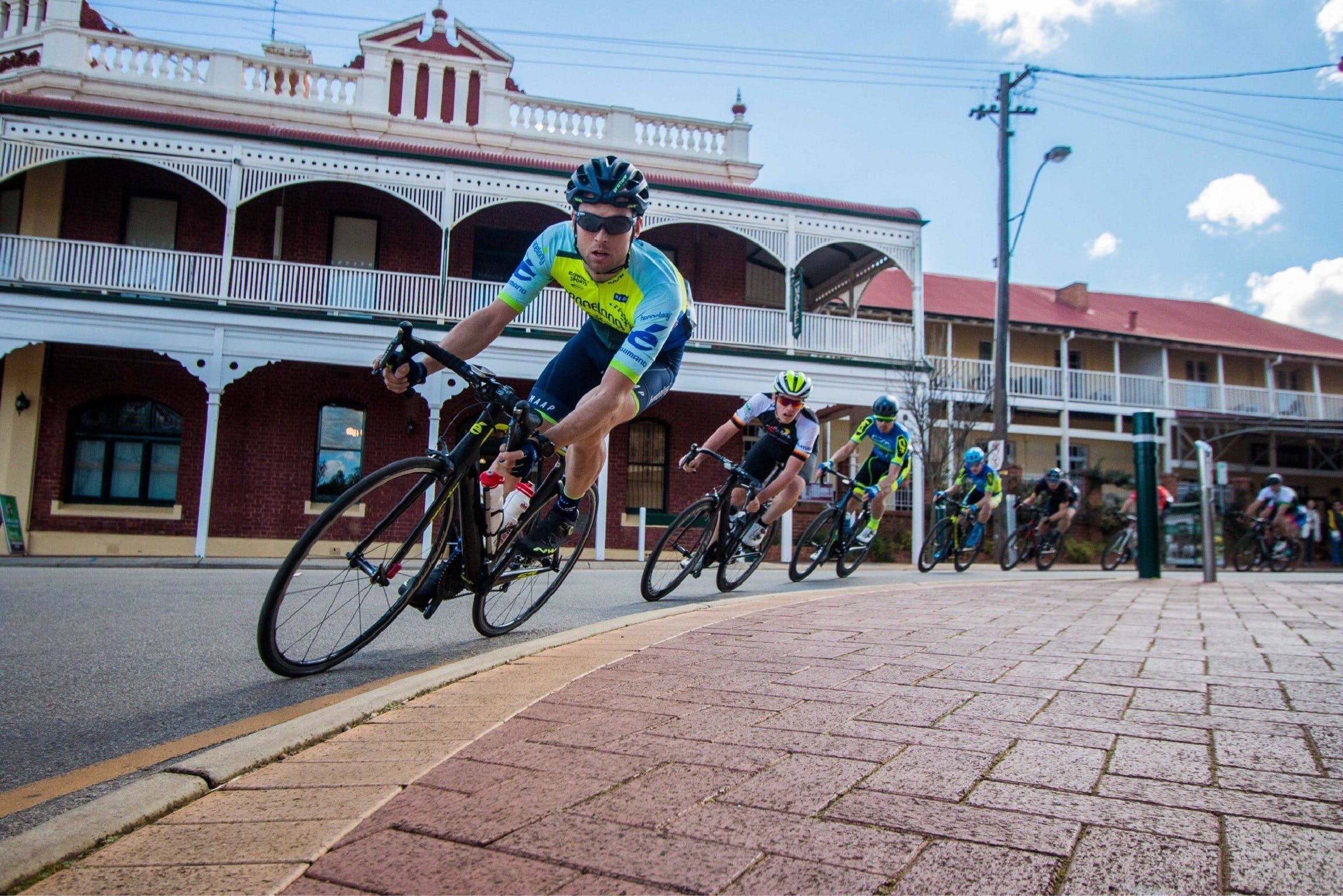 The West Side Story - Avon River Cycle Trail - Accommodation Kalgoorlie