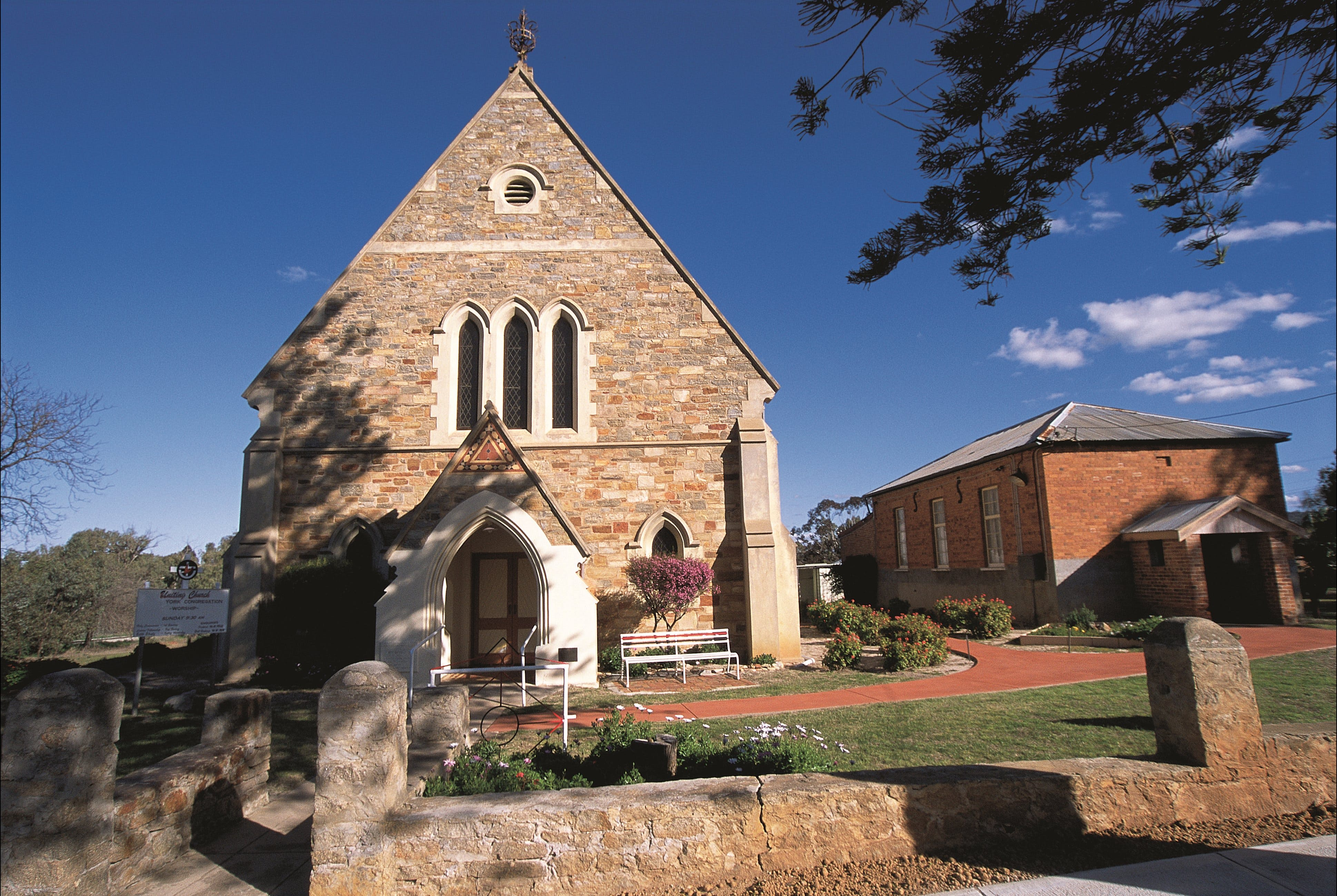 Uniting Church - York - Accommodation Kalgoorlie