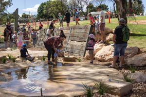 Waikerie Water and Nature Play Park - Accommodation Kalgoorlie