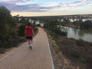 Waikerie Rotary Cliff Top Walk - Accommodation Kalgoorlie