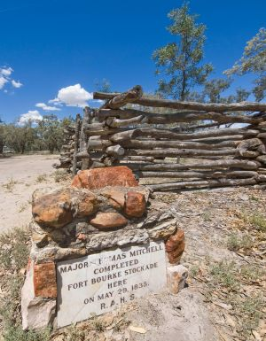 Fort Bourke Stockade - Accommodation Kalgoorlie