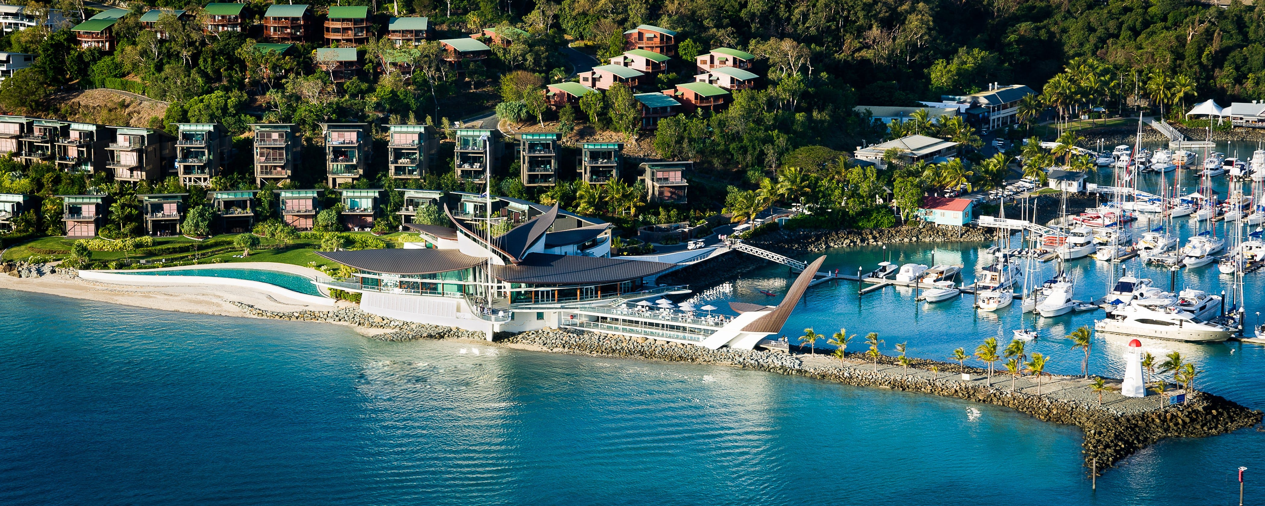 Hamilton Island Yacht Club - Accommodation Kalgoorlie