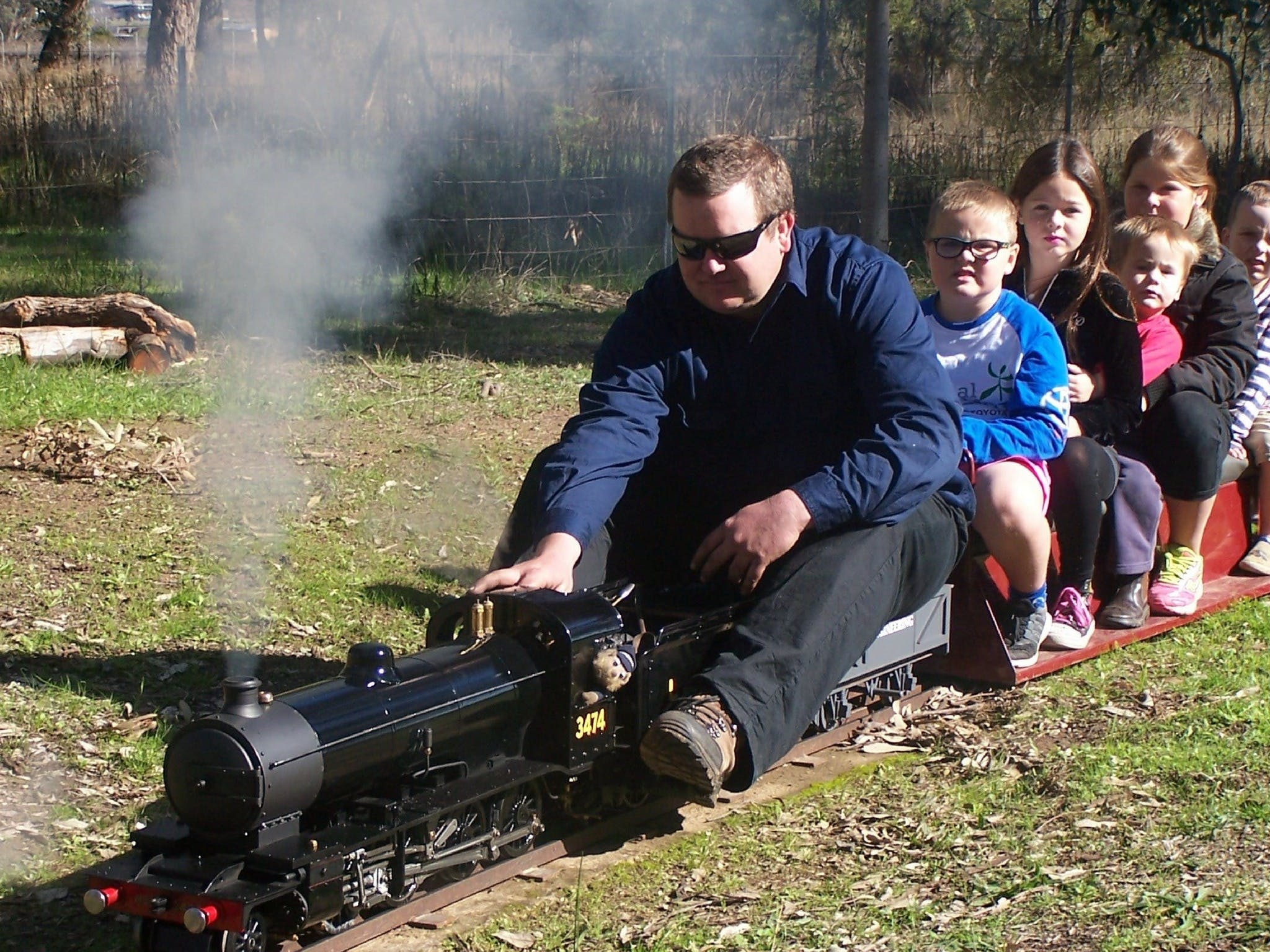 Mudgee Miniature Railway - Accommodation Kalgoorlie