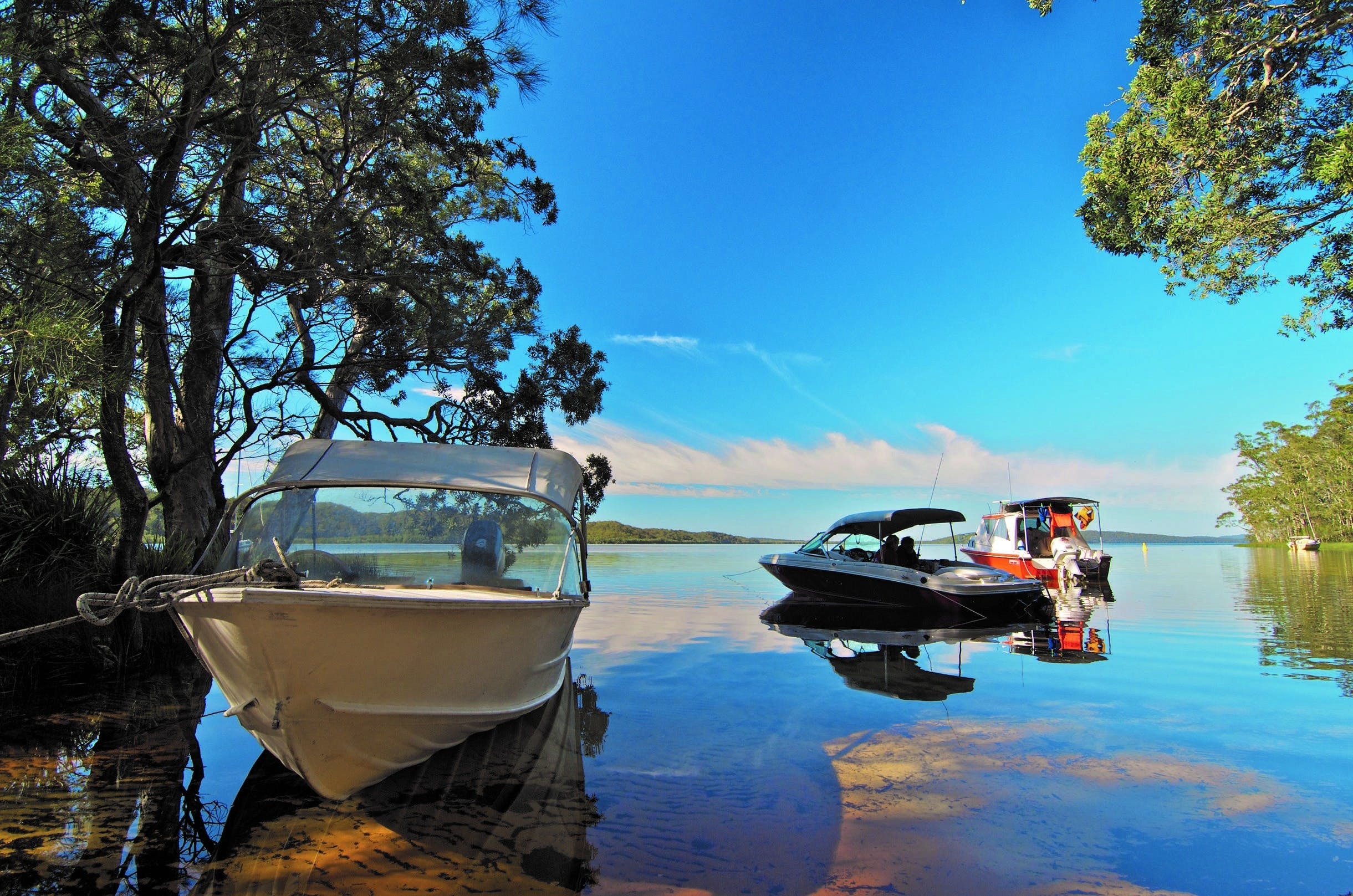 Myall Lakes National Park - Accommodation Kalgoorlie