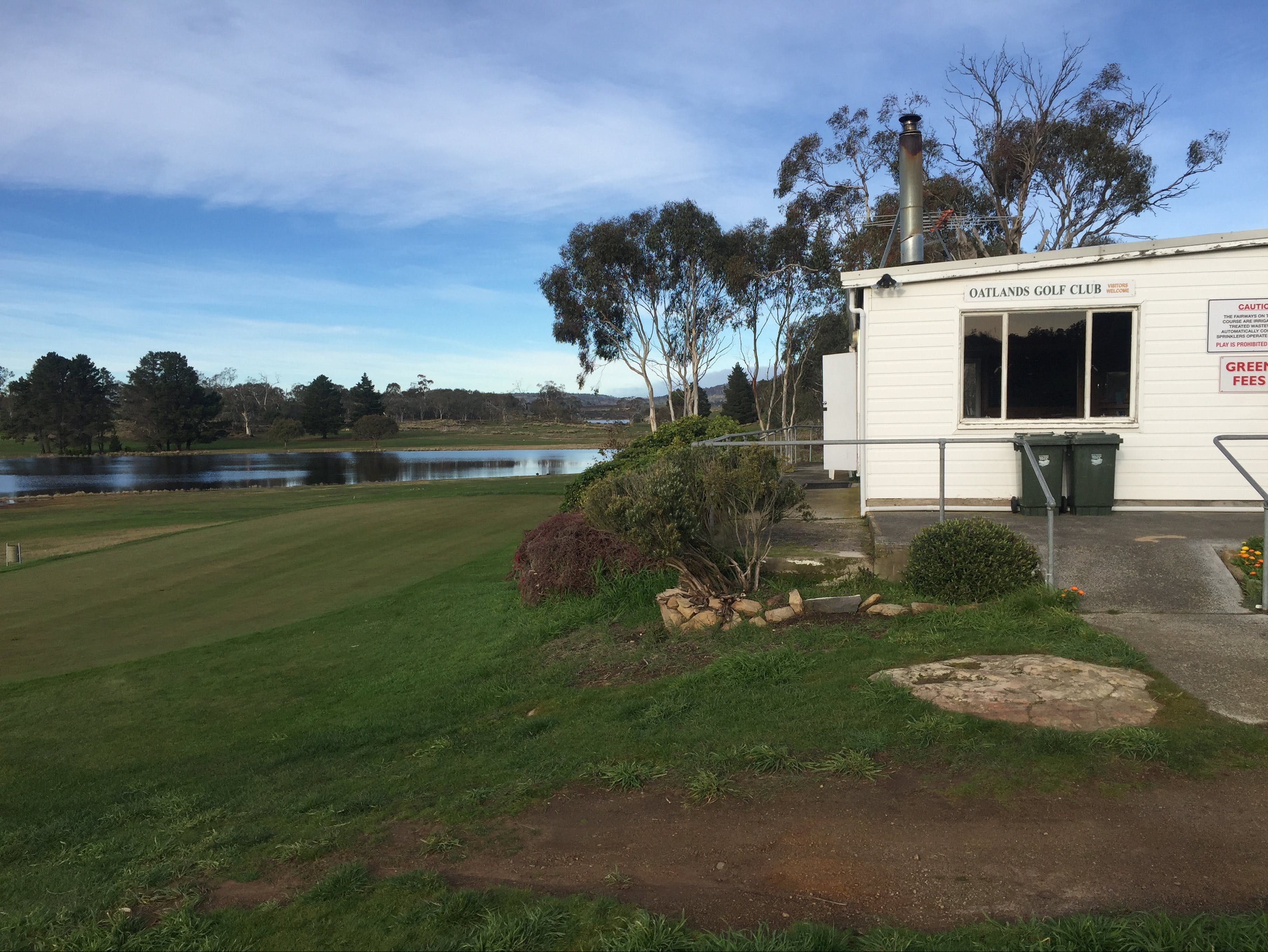 Oatlands Golf Course - Accommodation Kalgoorlie