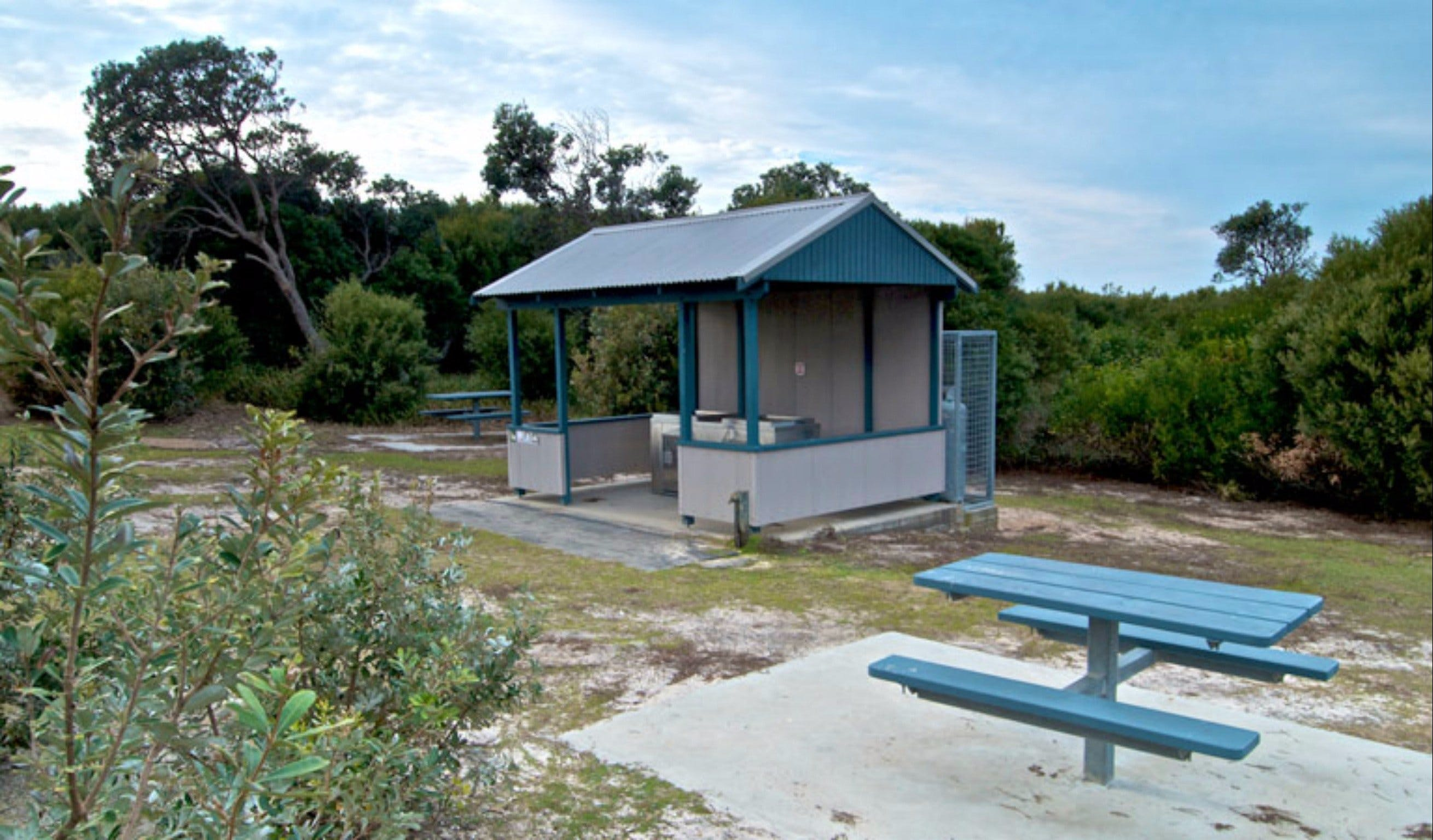 Tea Tree picnic area and lookout - Accommodation Kalgoorlie