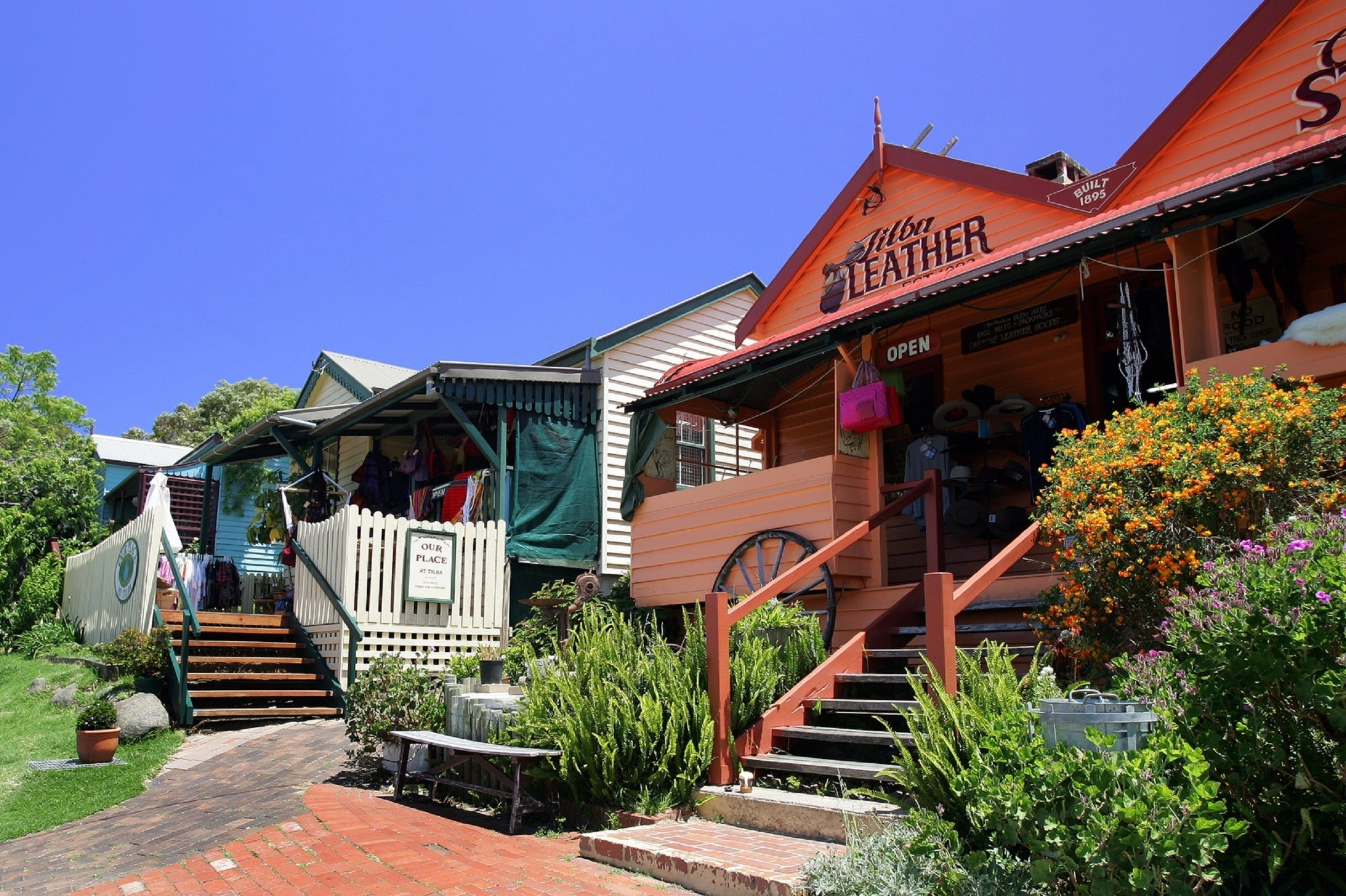 The Tilba District Heritage Areas - Accommodation Kalgoorlie