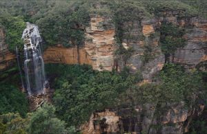 Wentworth Falls Lookout - Accommodation Kalgoorlie