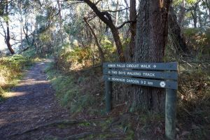 Arthurs Seat to Kings Falls Walk - Accommodation Kalgoorlie