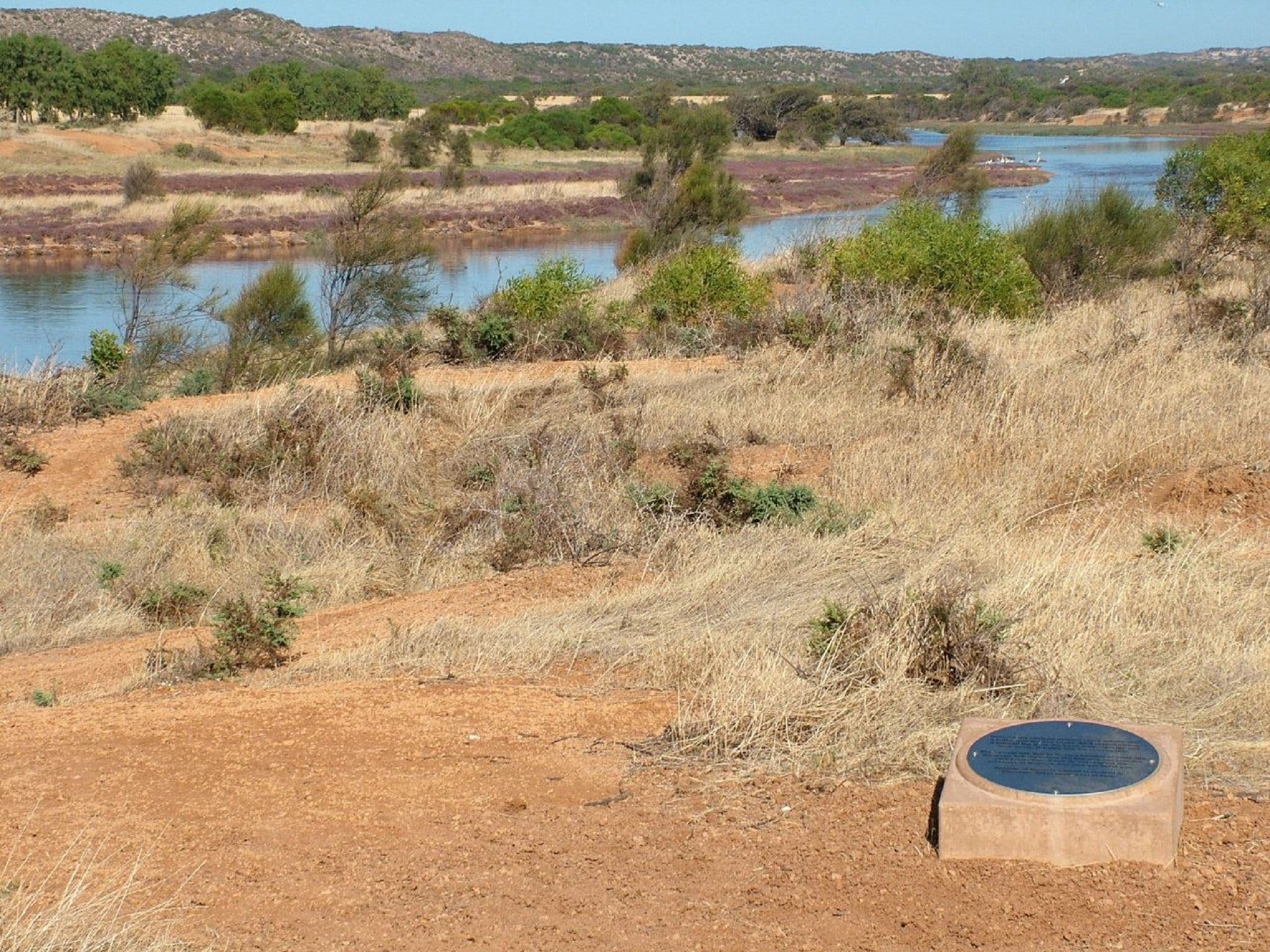 Greenough River Mouth and Devlin Pool - Accommodation Kalgoorlie