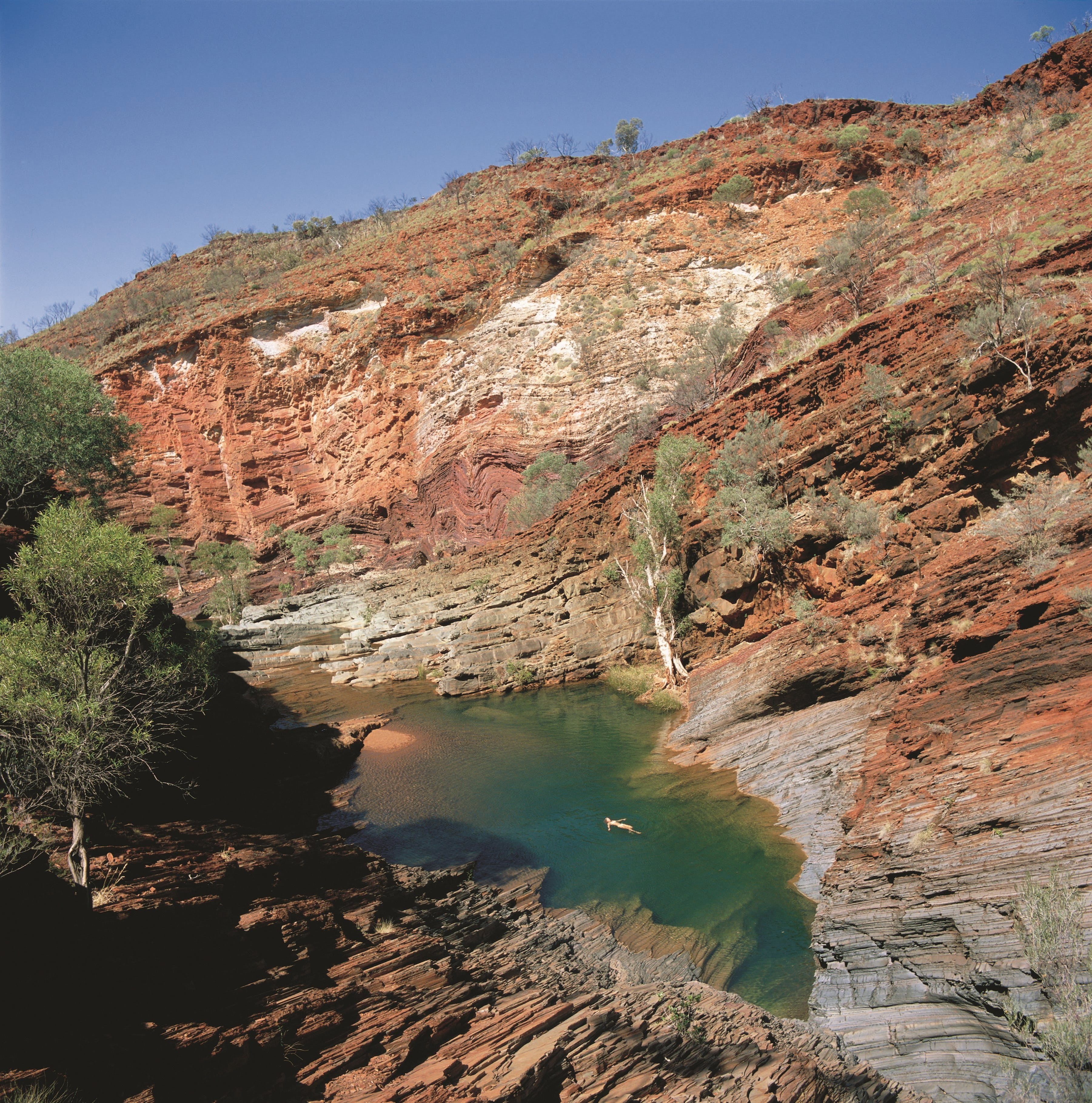 Hamersley Gorge - Accommodation Kalgoorlie