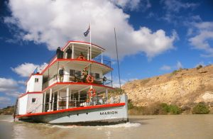 PS Marion Short Cruises - all cruises cancelled until further notice - Accommodation Kalgoorlie