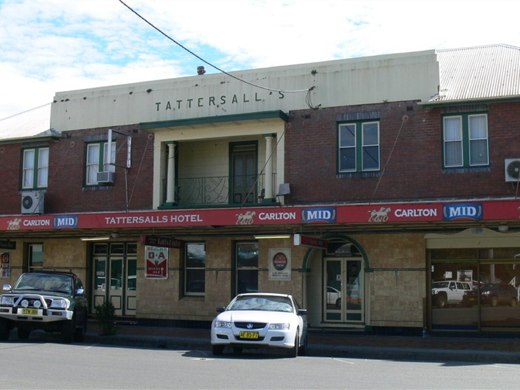 Tattersalls Hotel - Casino - Accommodation Kalgoorlie