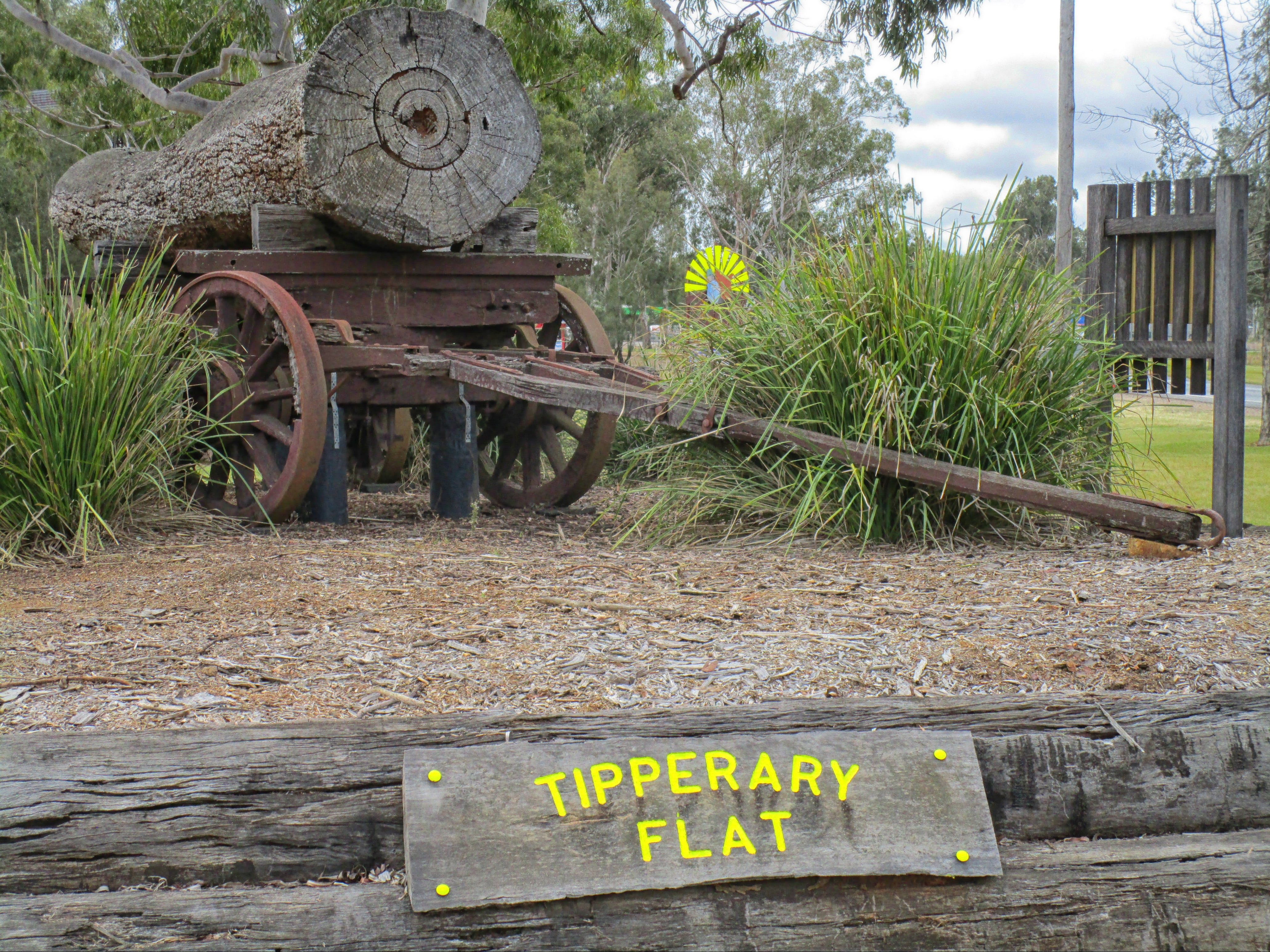 Tipperary Flat - Accommodation Kalgoorlie