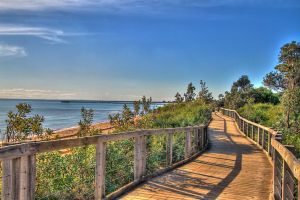 Frankston Foreshore - Cycling - Accommodation Kalgoorlie
