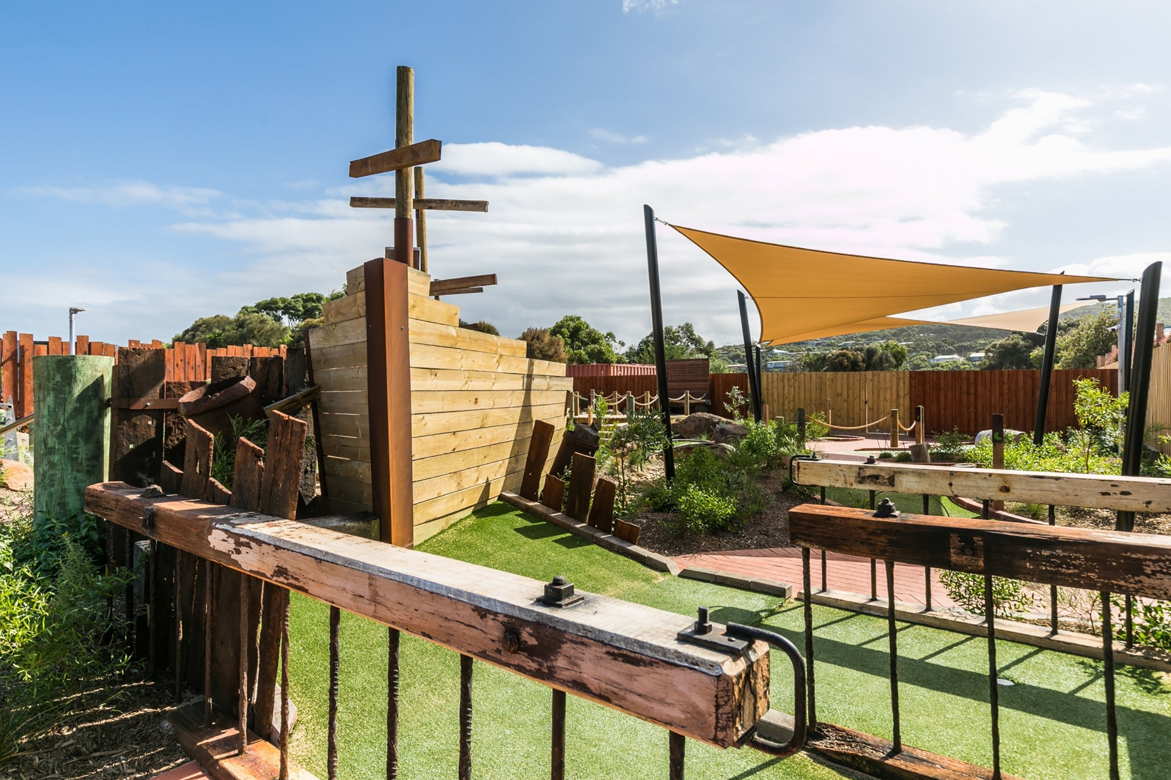 Great Ocean Road Mini Golf - Accommodation Kalgoorlie