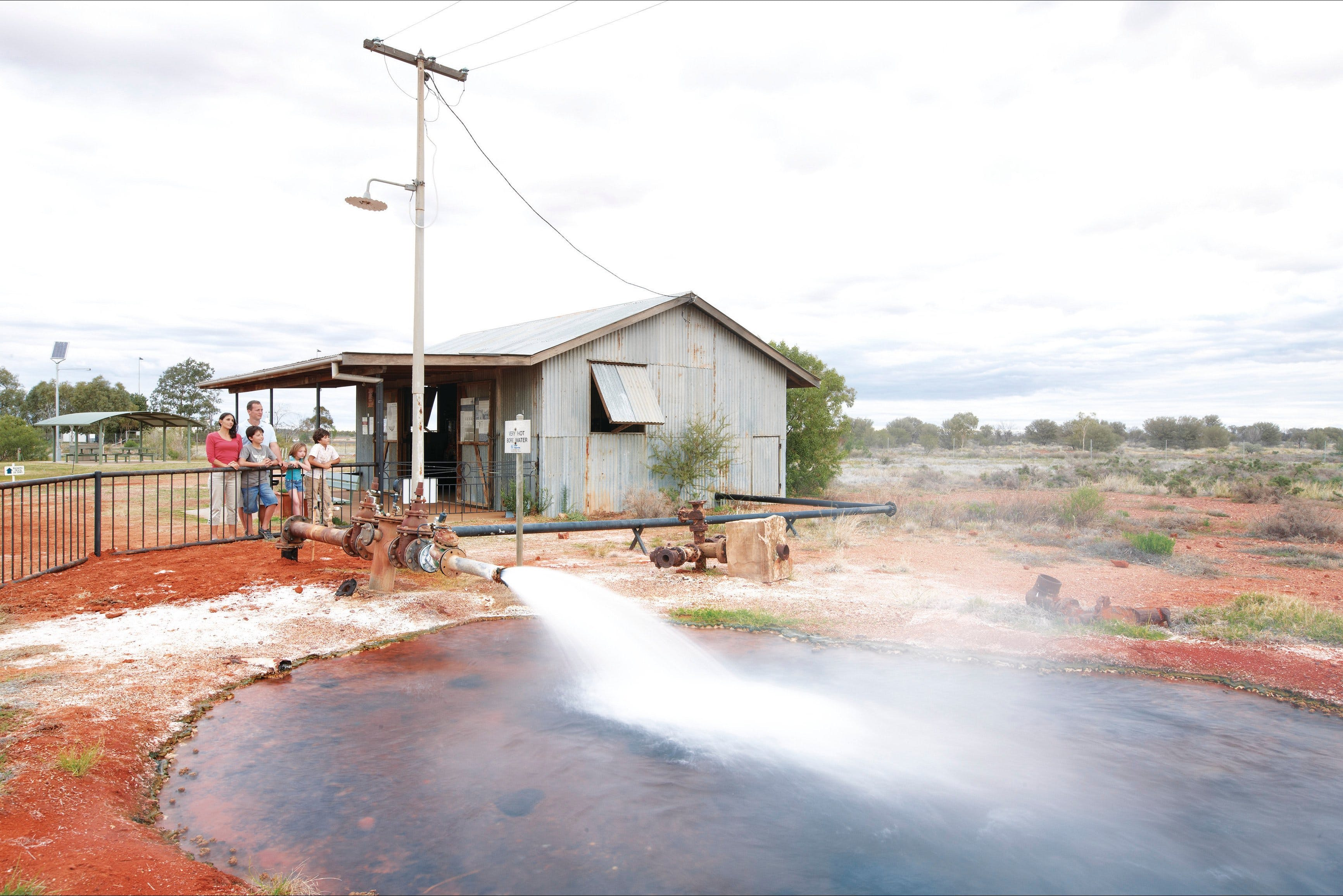 Hydro Power Plant - Accommodation Kalgoorlie