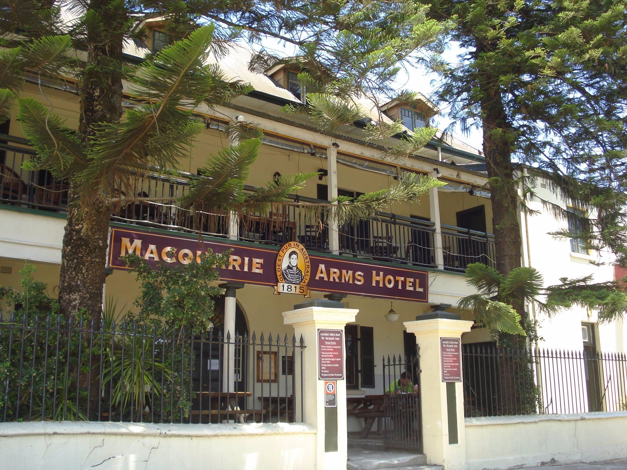 Macquarie Arms Hotel - Accommodation Kalgoorlie