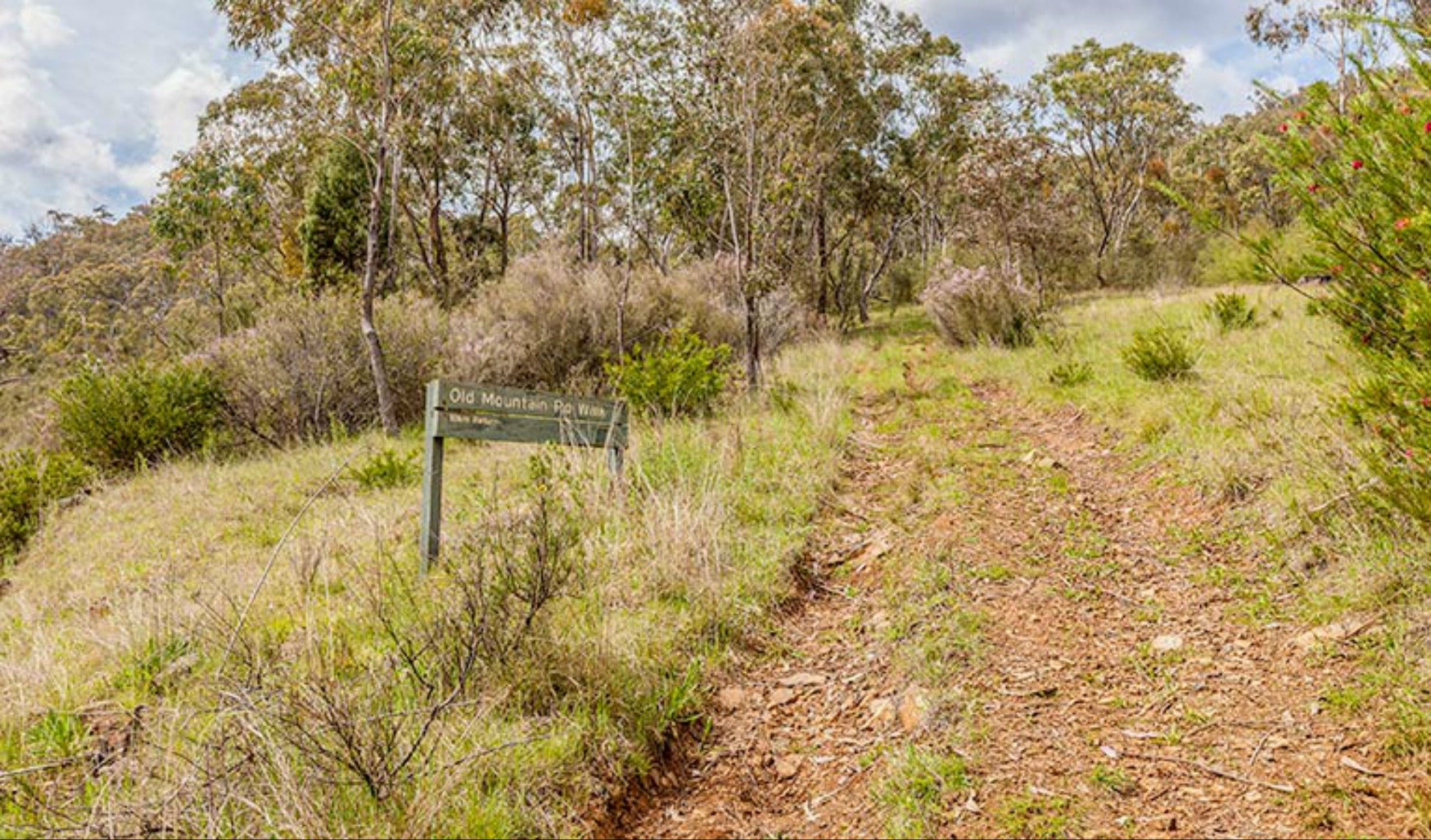 Old Mountain Road Walking Track - Accommodation Kalgoorlie