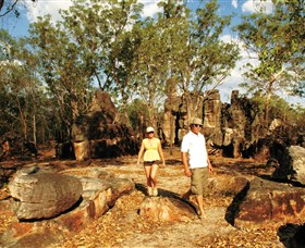 The Lost City - Litchfield National Park - Accommodation Kalgoorlie