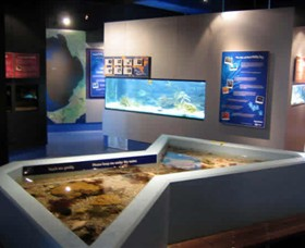 Marine and Freshwater Discovery Centre - Accommodation Kalgoorlie