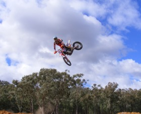 Goanna Tracks Motocross and Enduro Complex - Accommodation Kalgoorlie