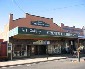 Grenfell Art Gallery - Accommodation Kalgoorlie