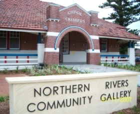 Northern Rivers Community Gallery - Accommodation Kalgoorlie
