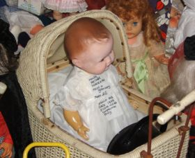 Little Darlings Doll Museum and Coffee Shop - Accommodation Kalgoorlie