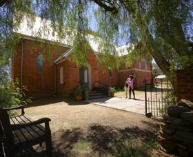 Holy Trinity Church - Accommodation Kalgoorlie